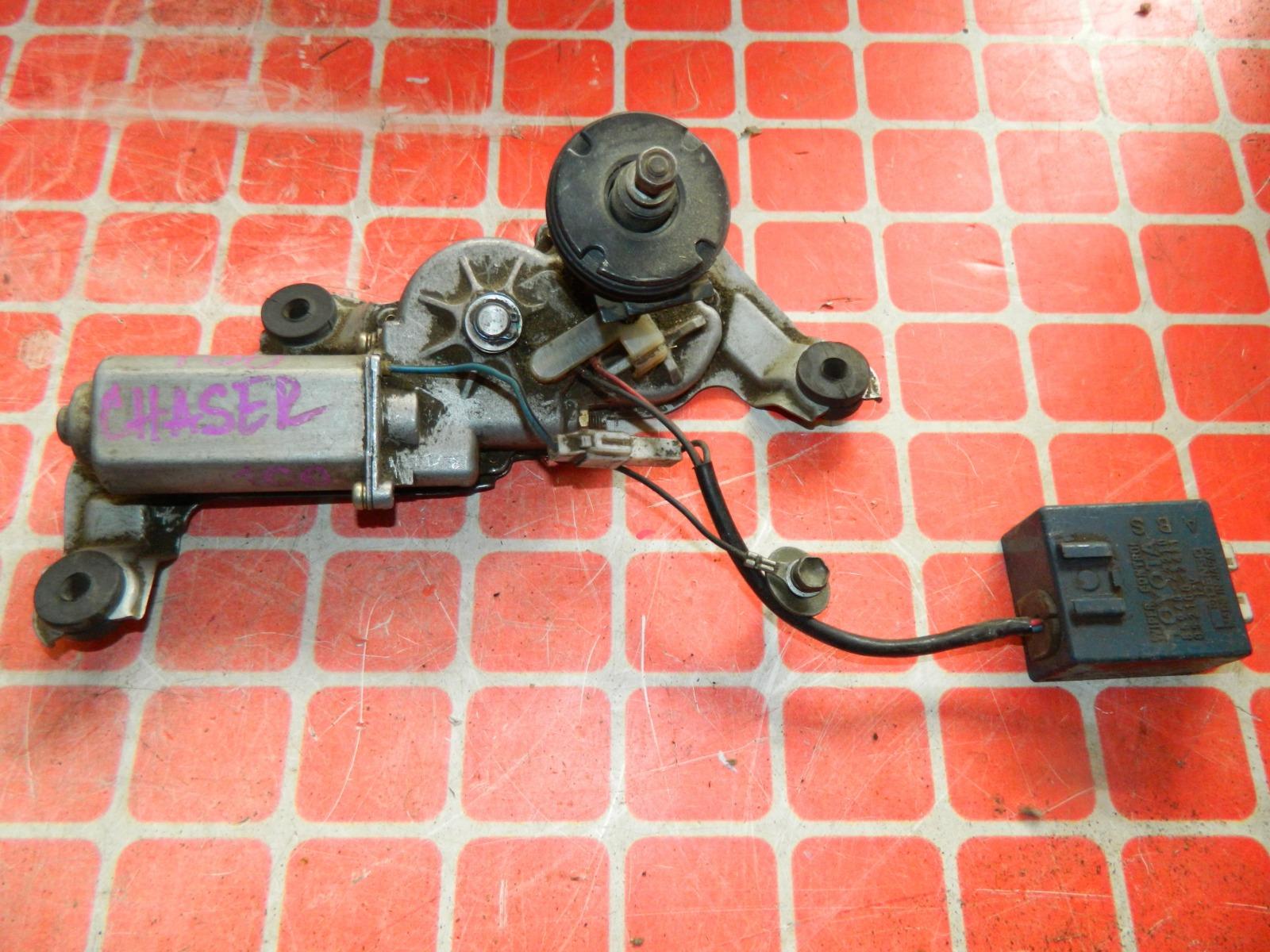 Мотор дворников Toyota Chaser передний (б/у)