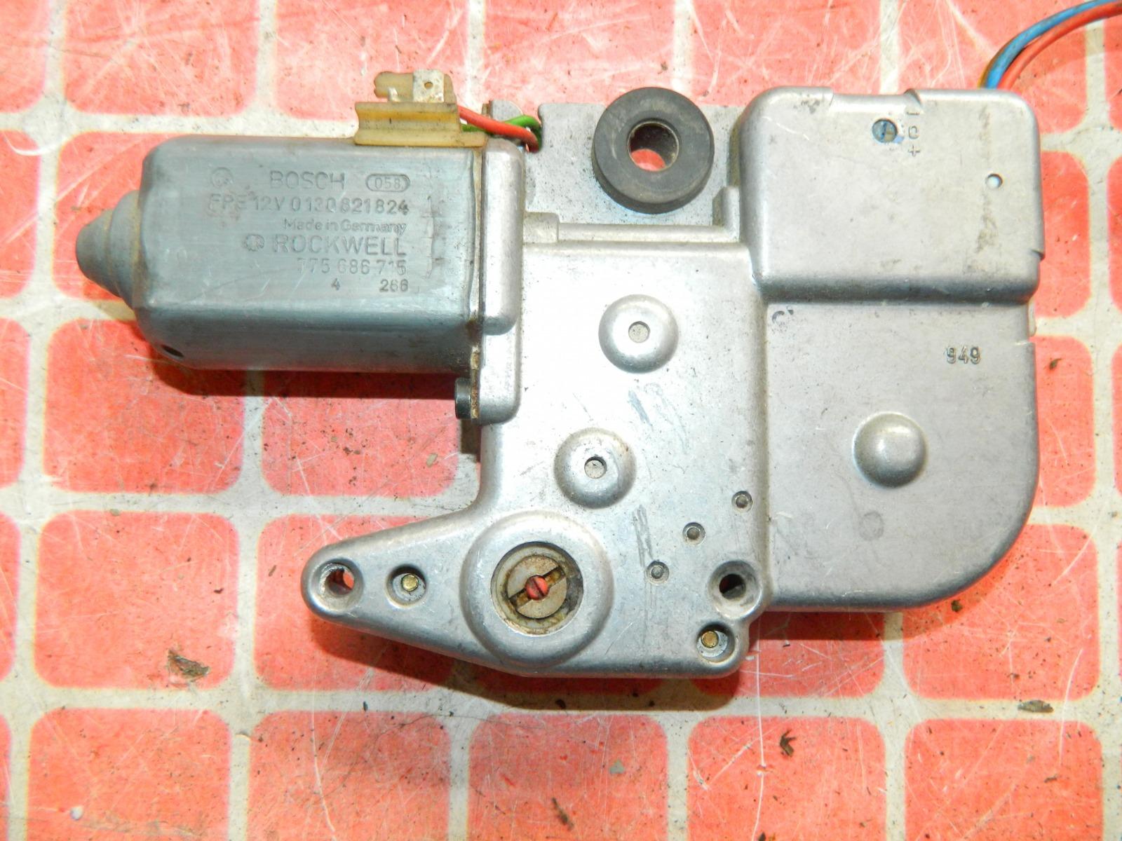 Моторчик люка Toyota Carina E (б/у)