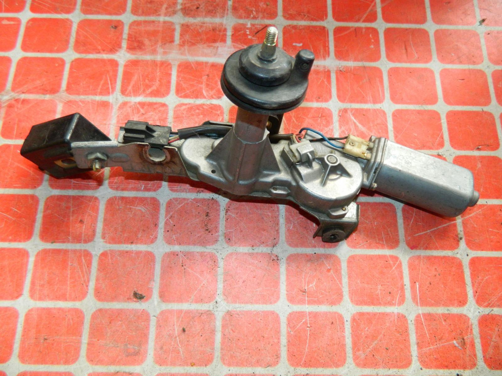 Мотор дворников Mitsubishi Galant EA1A задний (б/у)
