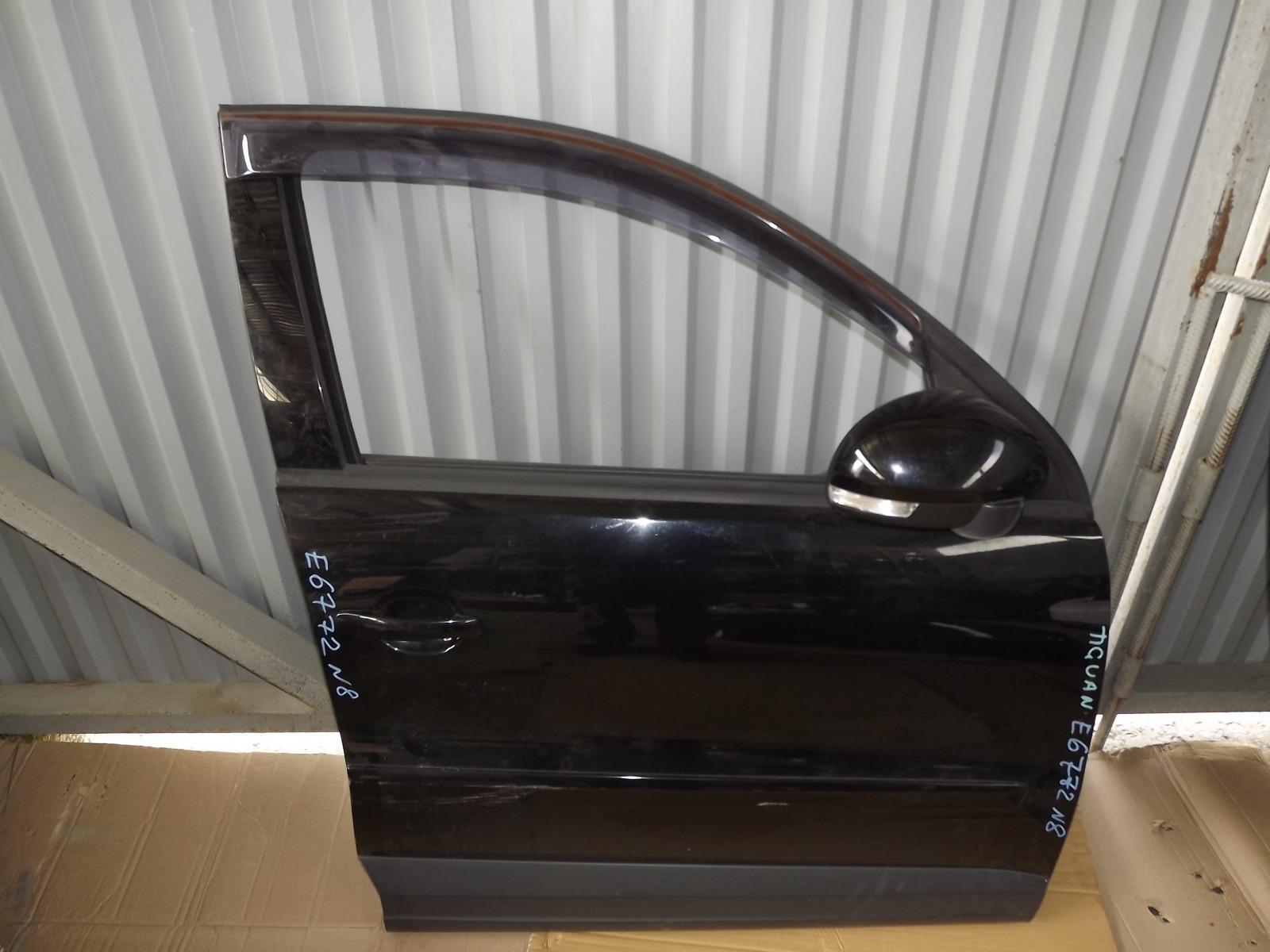 Зеркало Volkswagen Tiguan 5N2 CAW 2008 переднее правое (б/у)
