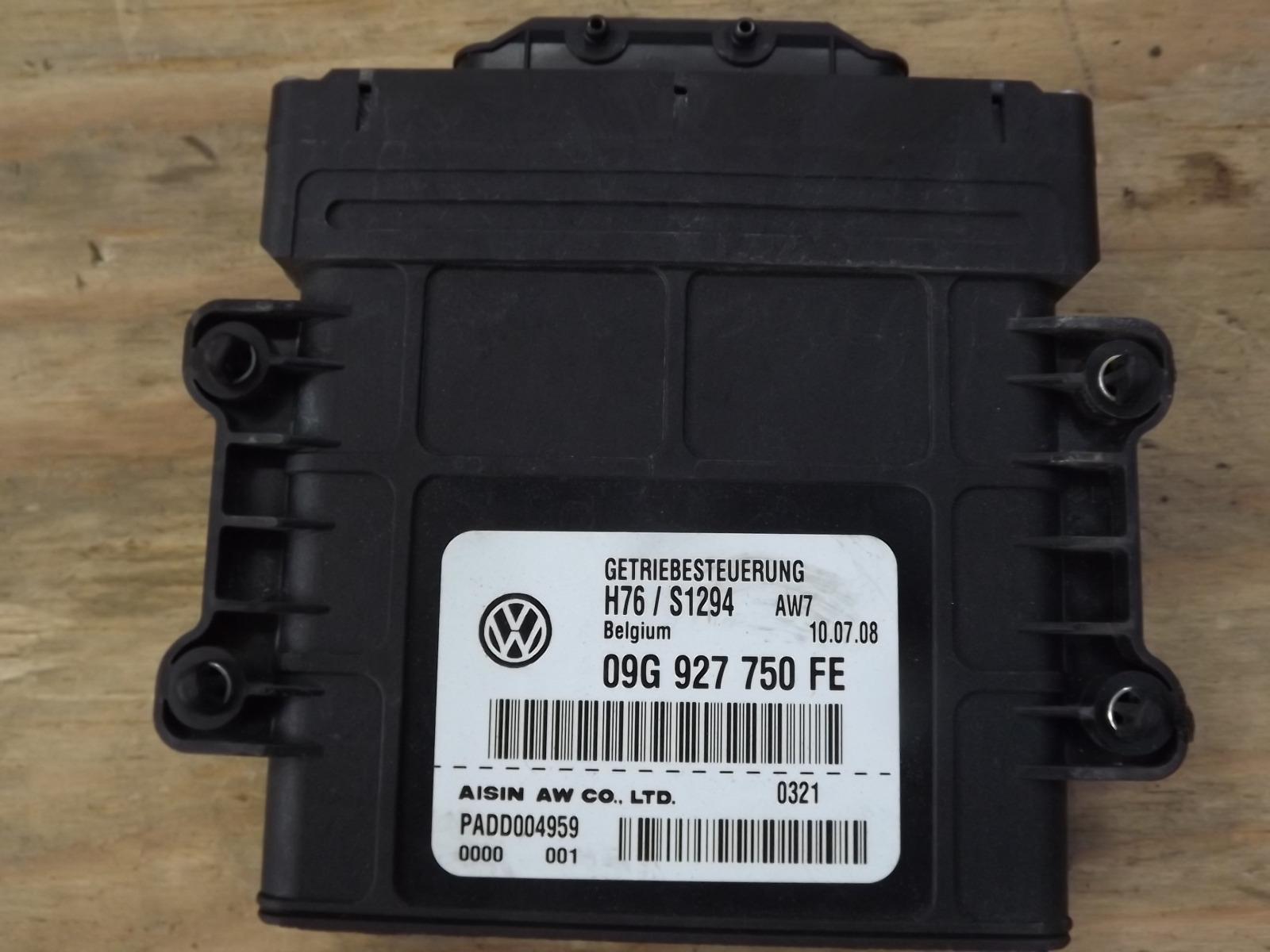 Блок управления акпп Volkswagen Tiguan CAW 2008 (б/у)