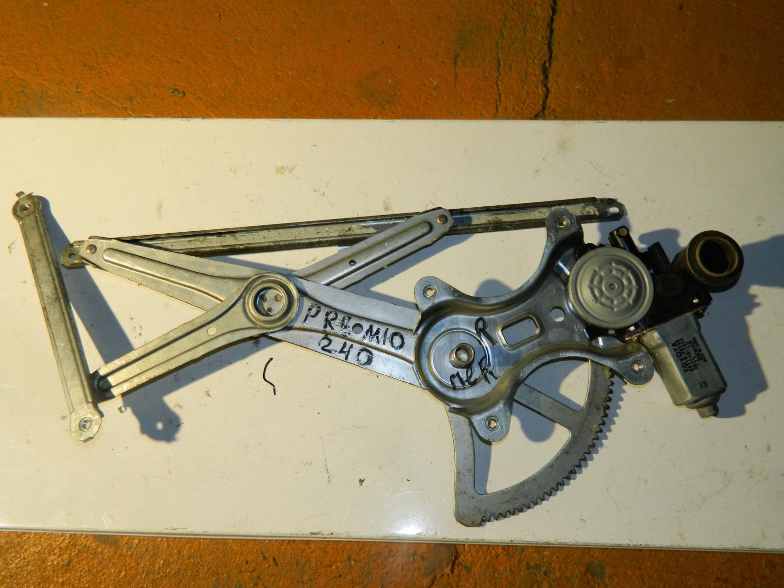 Механизм стекло-подъёмника. Toyota Premio AZT240 передний правый (б/у)