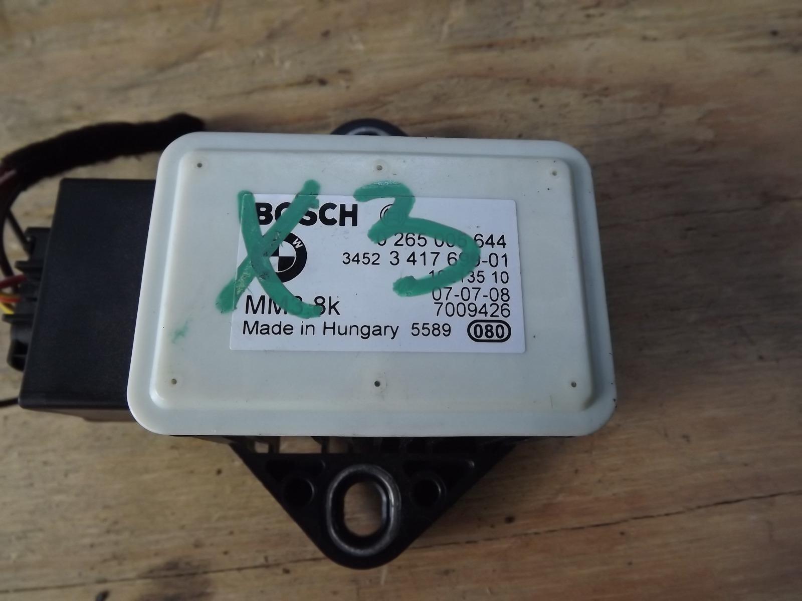 Датчик ускорения Bmw X3 E83 N52B25AF (б/у)