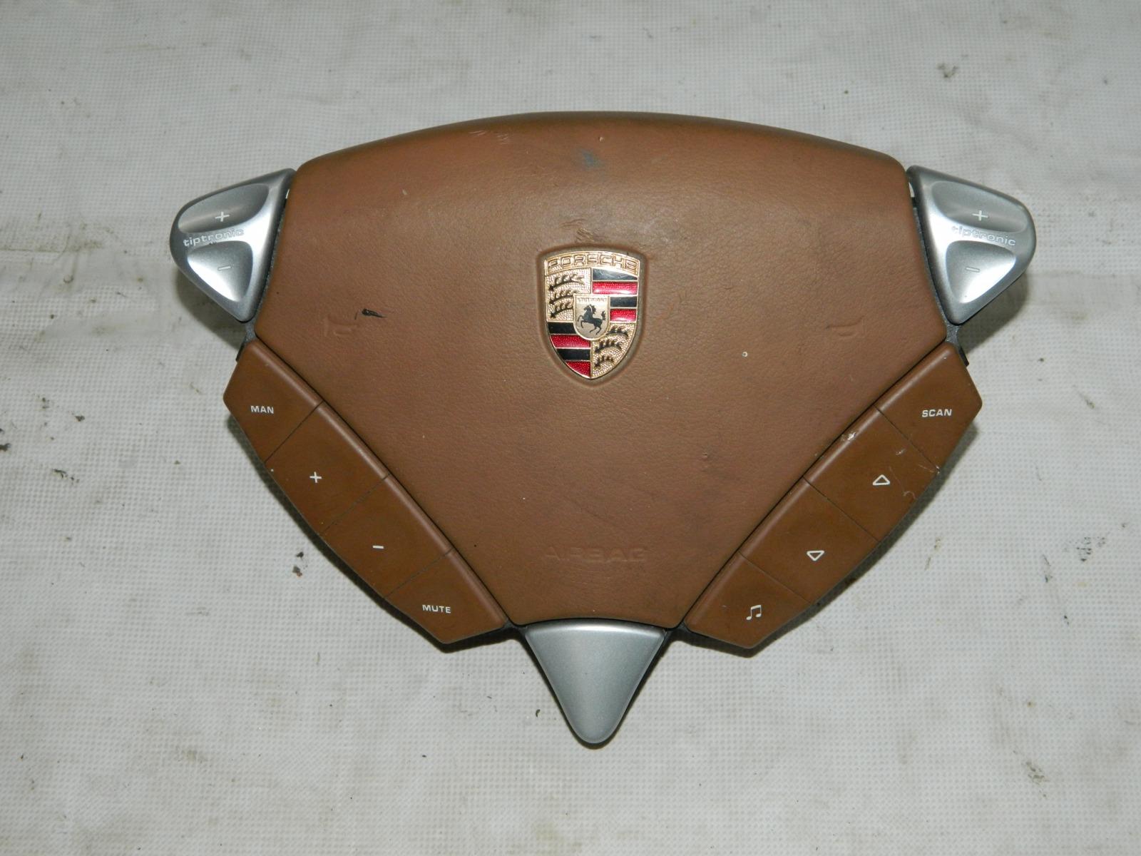 Аирбаг на руль Porsche Cayenne 955 (б/у)