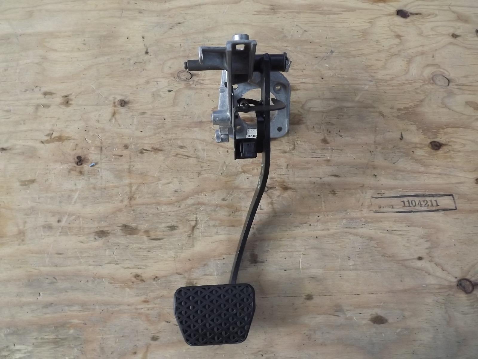 Педаль тормоза Bmw X3 E83 N52B25AF (б/у)