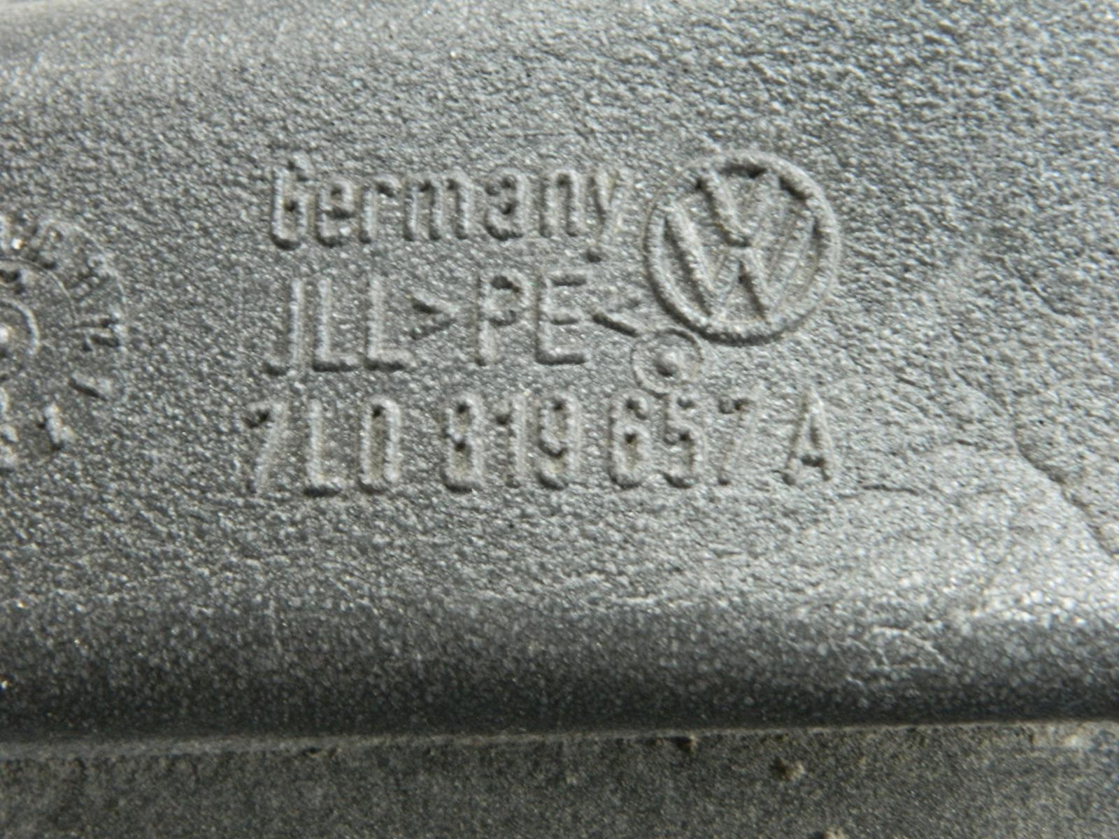 Воздуховод Porsche Cayenne (б/у)