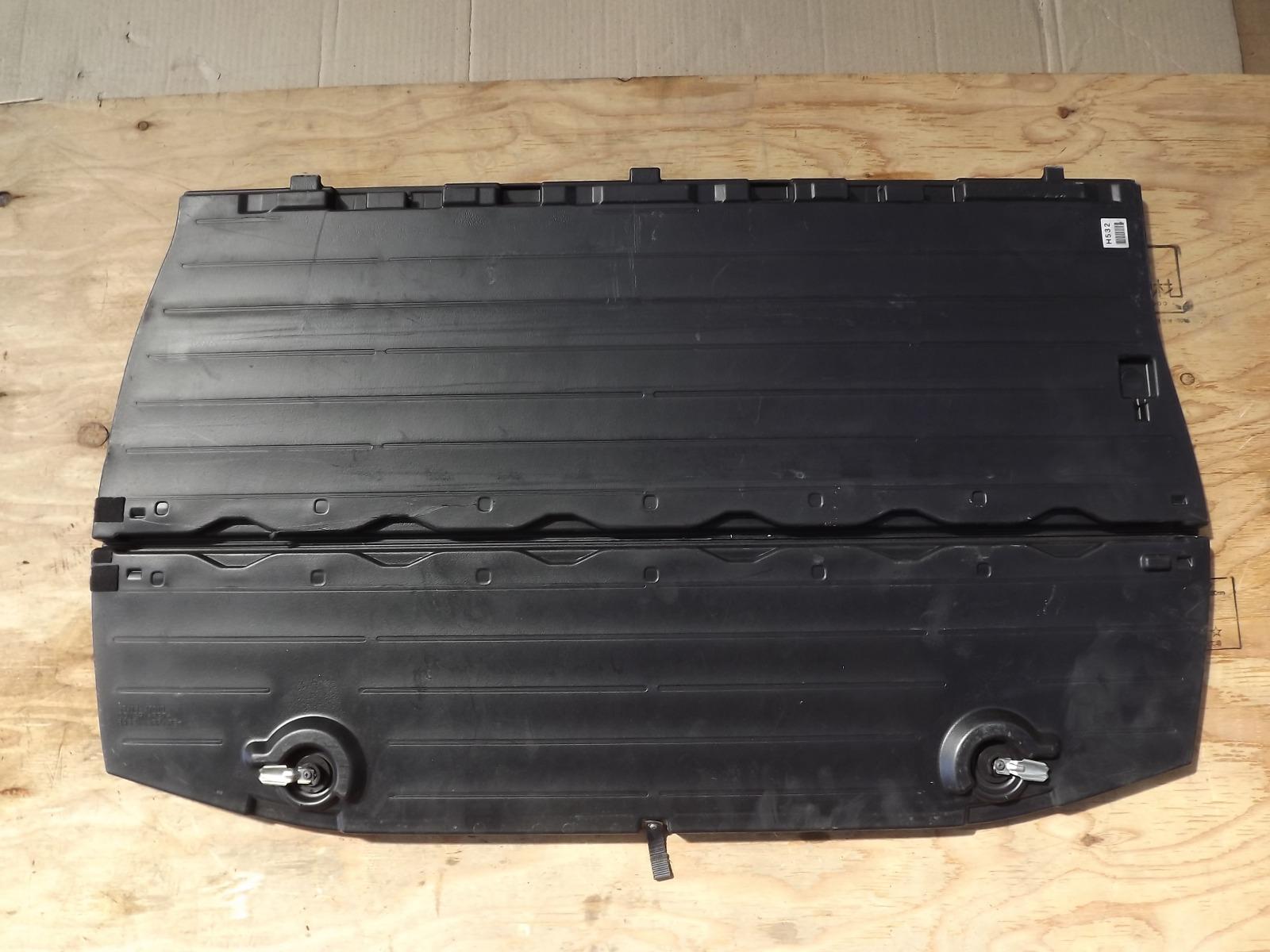 Пол багажника Toyota Prius NHW20 (б/у)