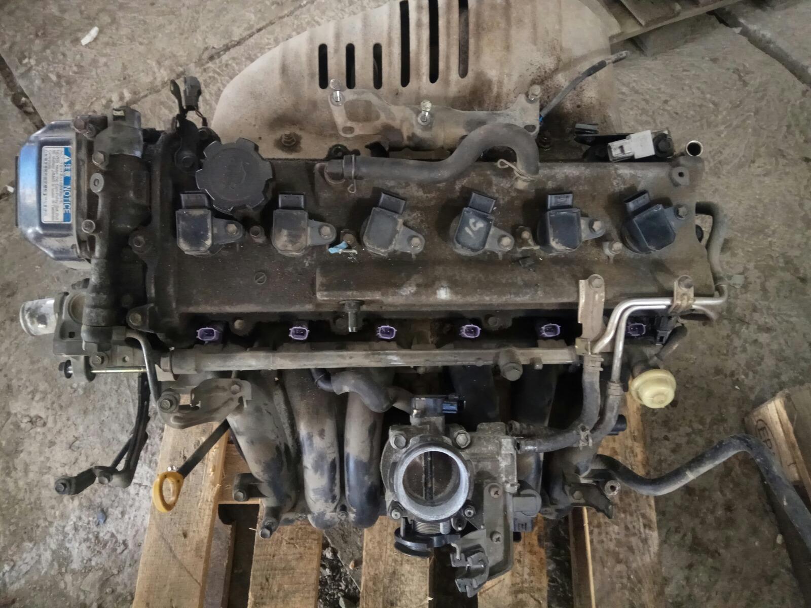 Двигатель Mark Ii GX100 1G-FE (б/у)