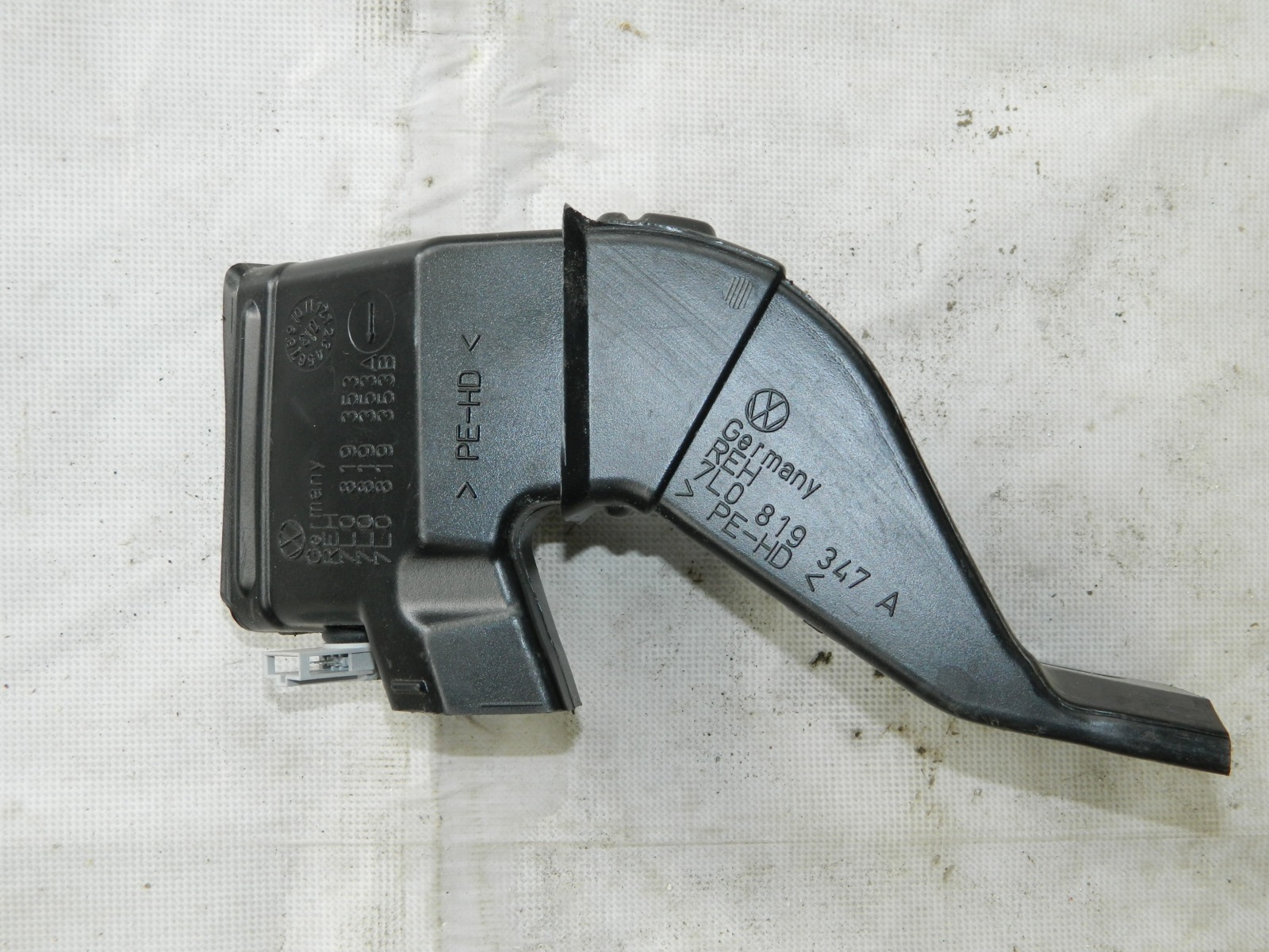 Воздуховод печки Porsche Cayenne 955 (б/у)