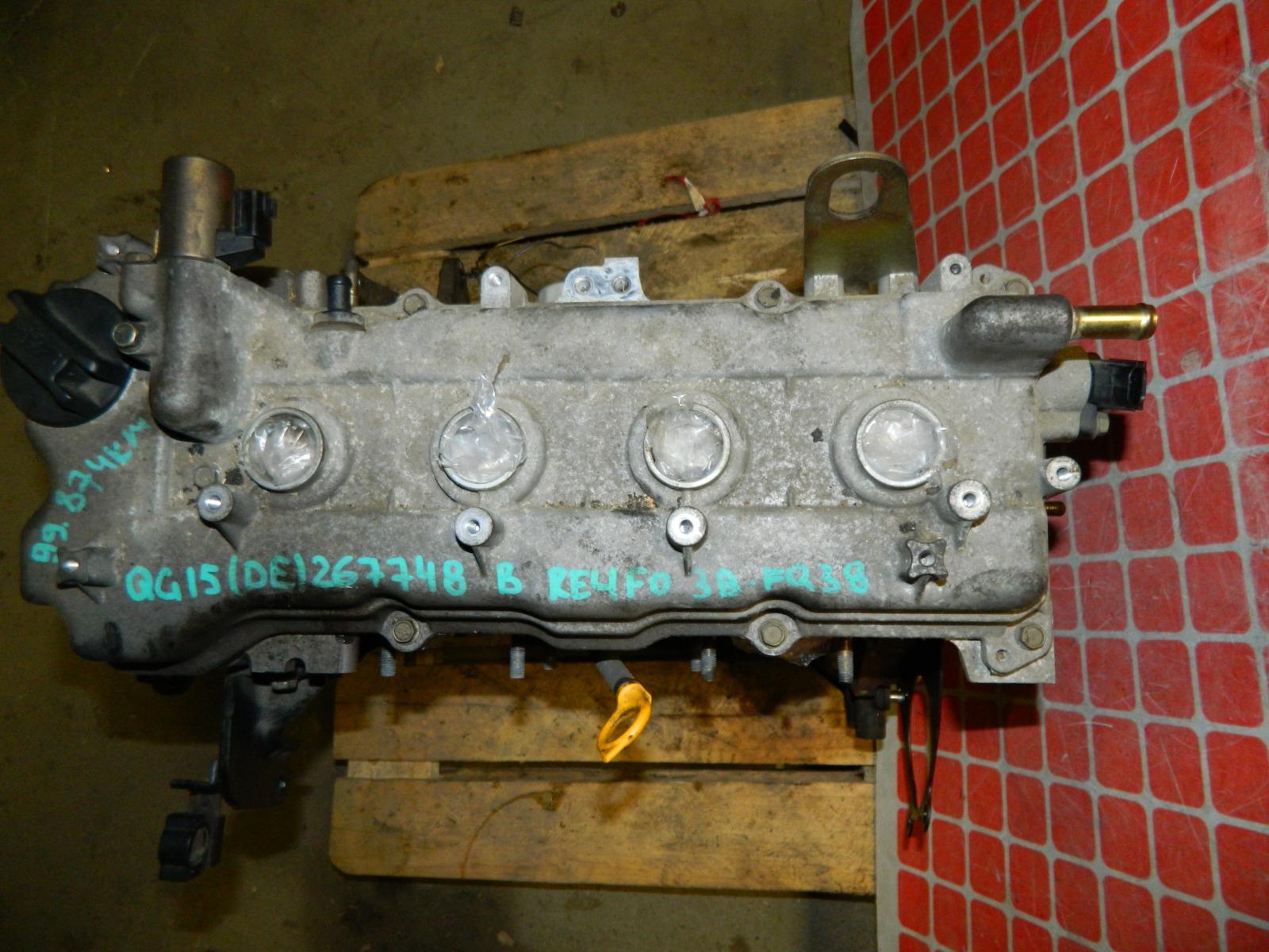 Двигатель Nissan Ad VFY11 QG15DE (б/у)