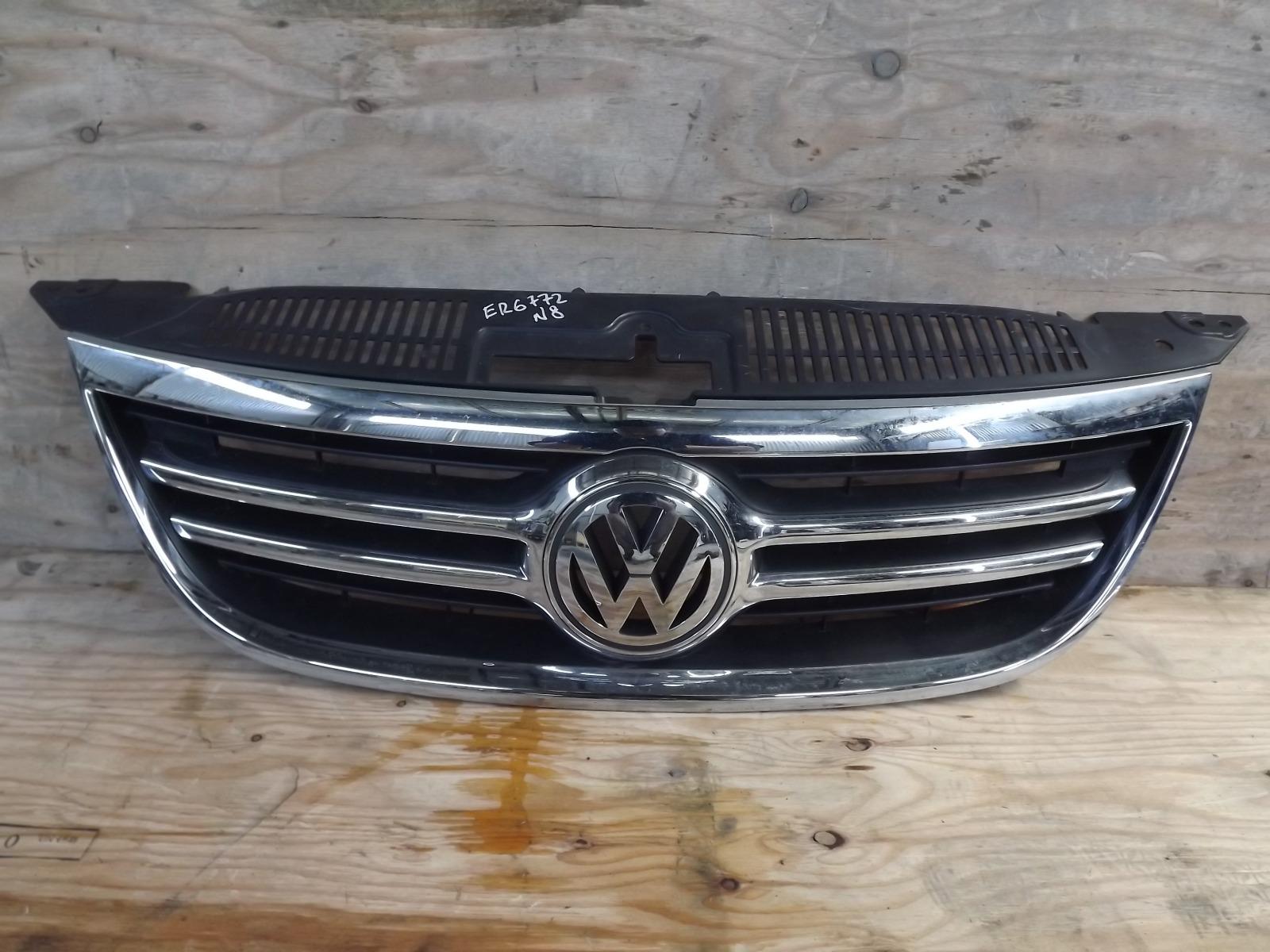 Решетка радиатора Volkswagen Tiguan CAW 2008 (б/у)