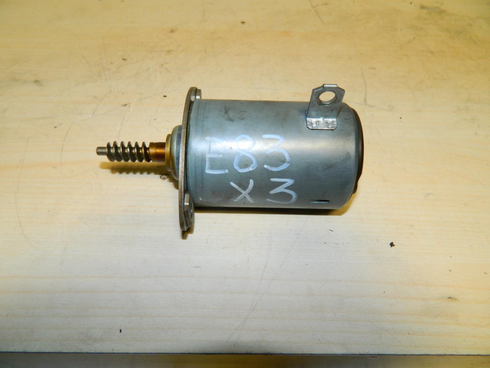 Моторчик вальветроника(vvt) Bmw X3 E83 (б/у)