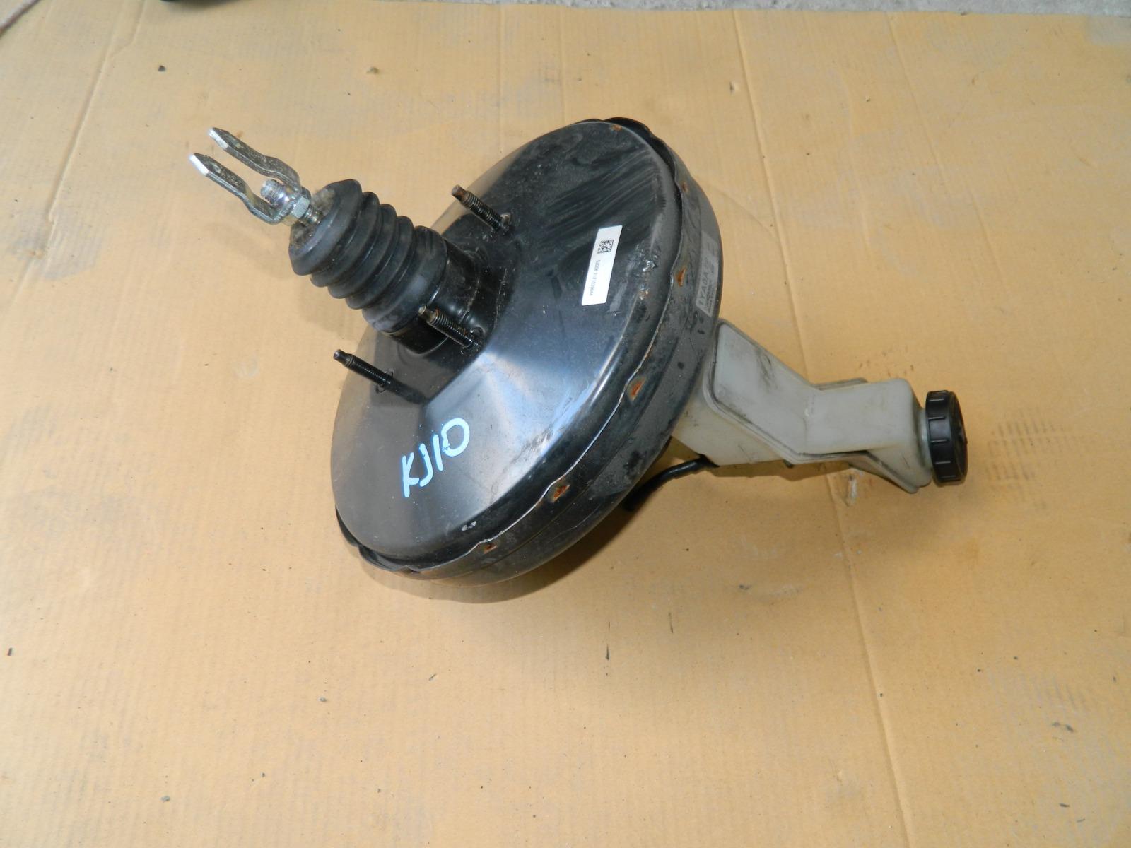 Вакумник тормозной Nissan Dualis KJ10 MR20DE (б/у)