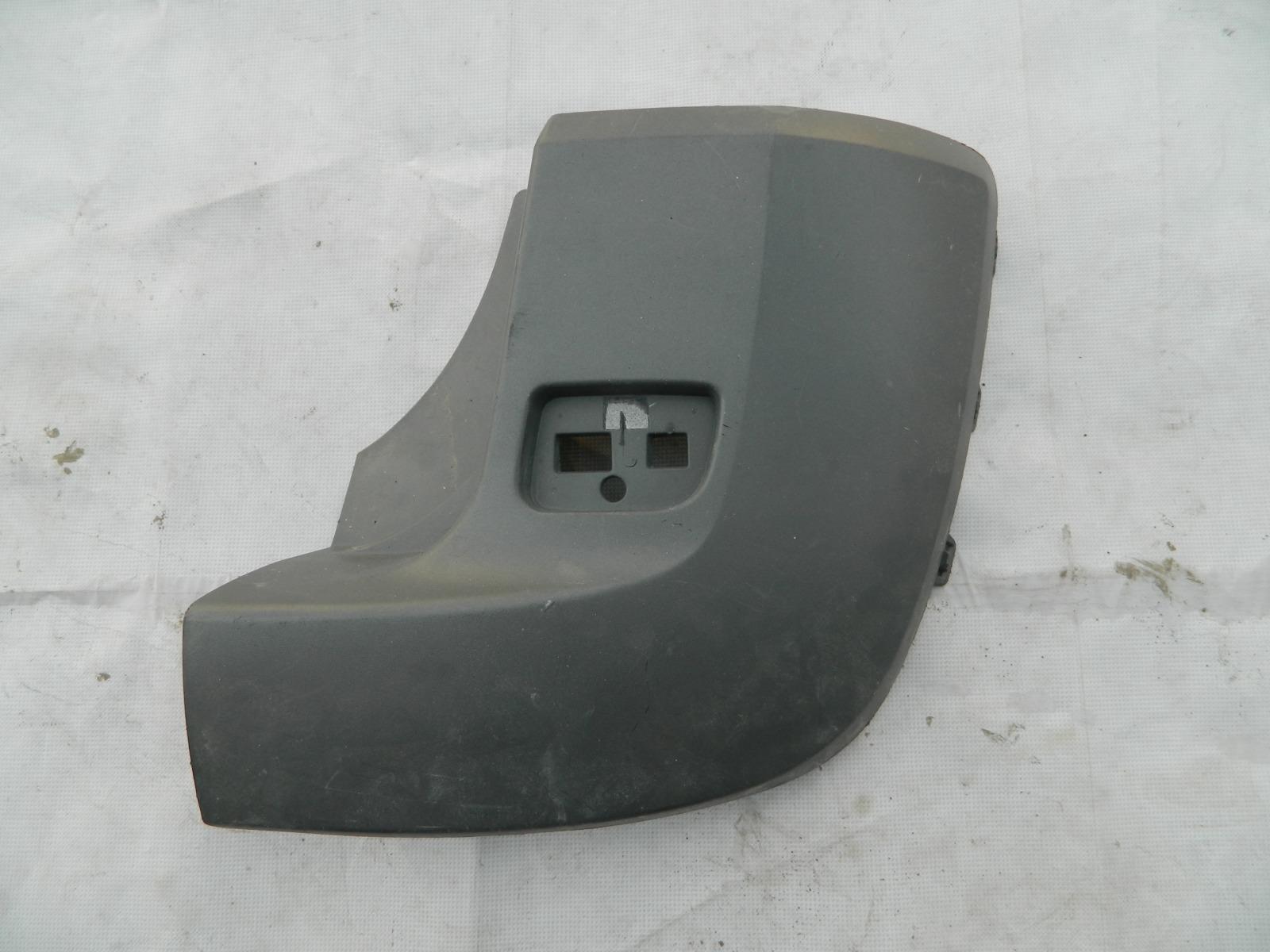 Накладка на бампер Renault Scenic JM задняя правая (б/у)