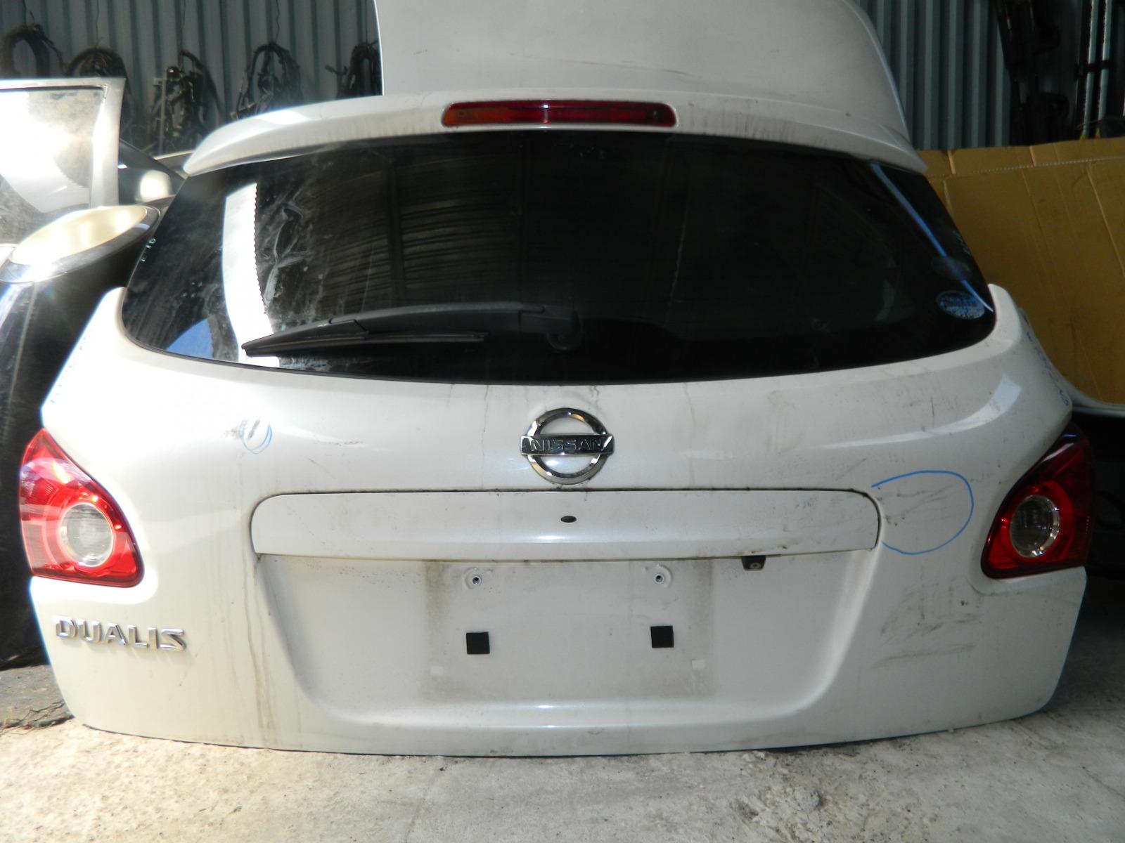 Дверь 5-я Nissan Dualis KJ10 MR20DE (б/у)