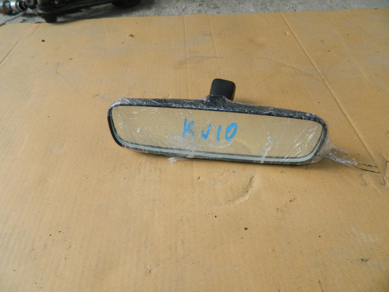 Зеркало салона Nissan Dualis KJ10 MR20DE (б/у)