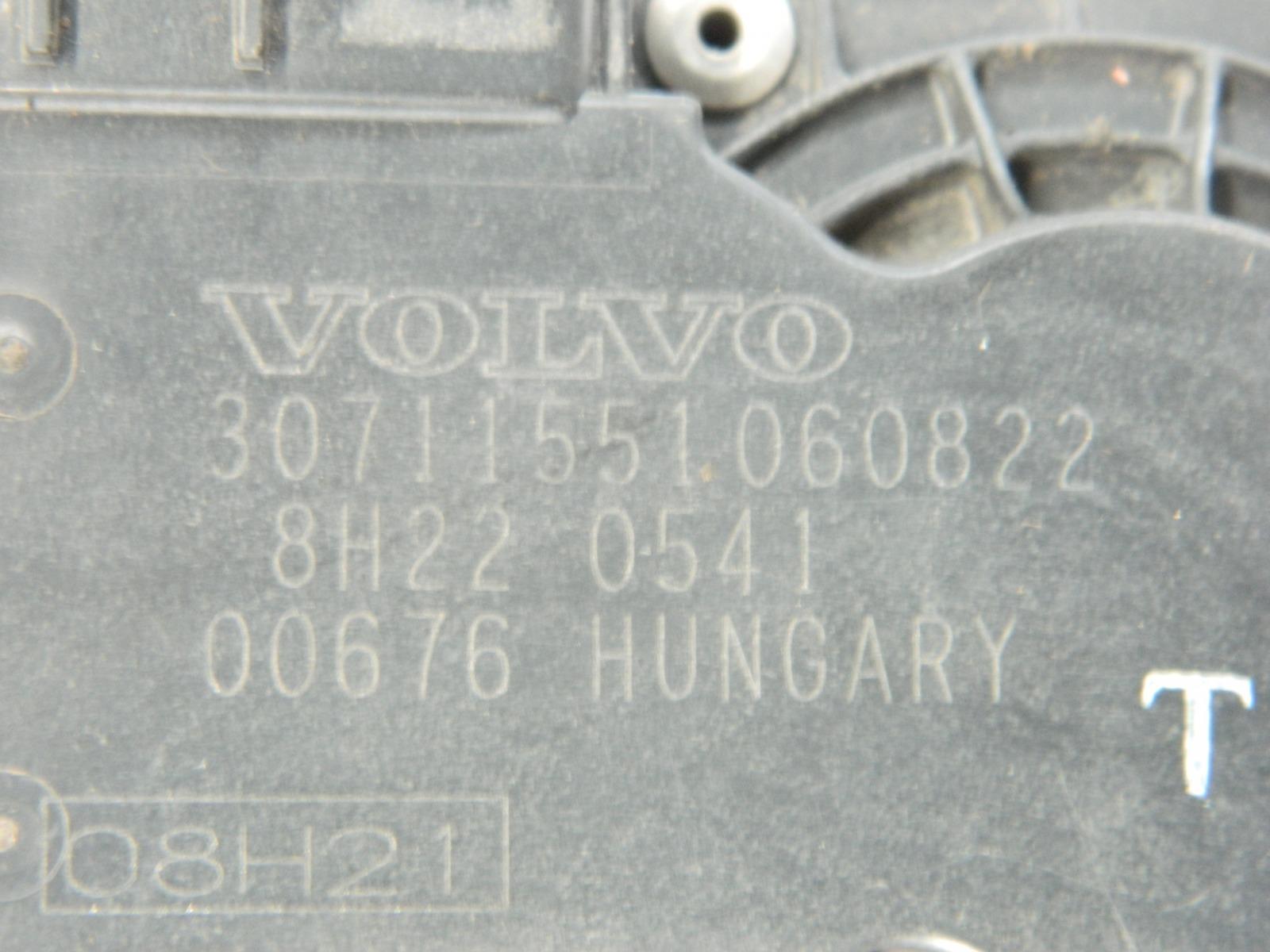Дроссельная заслонка Volvo S60 (б/у)