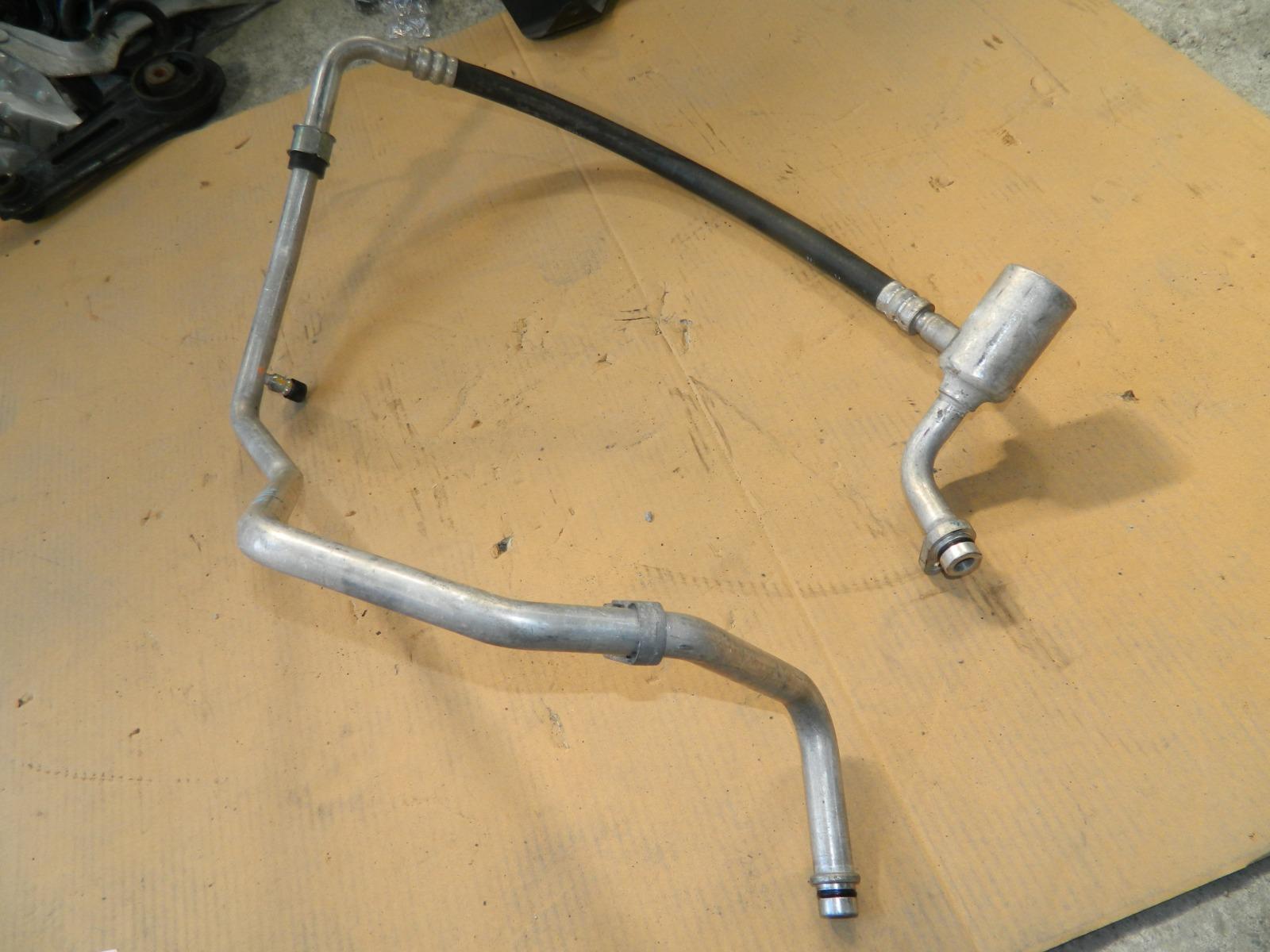 Трубка кондиционера Nissan Dualis KJ10 MR20DE (б/у)