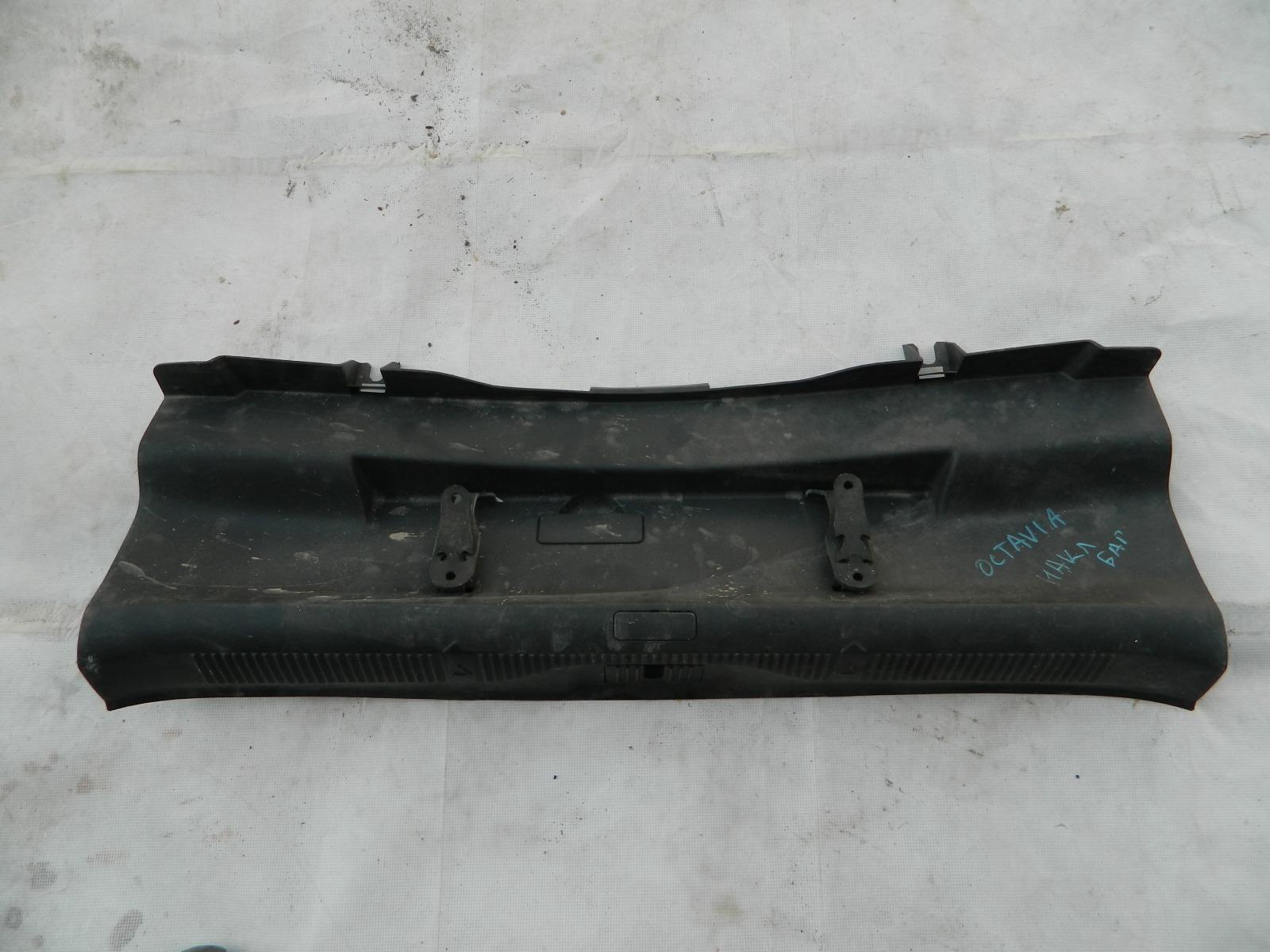 Обшивка багажника Skoda Octavia 1Z (б/у)
