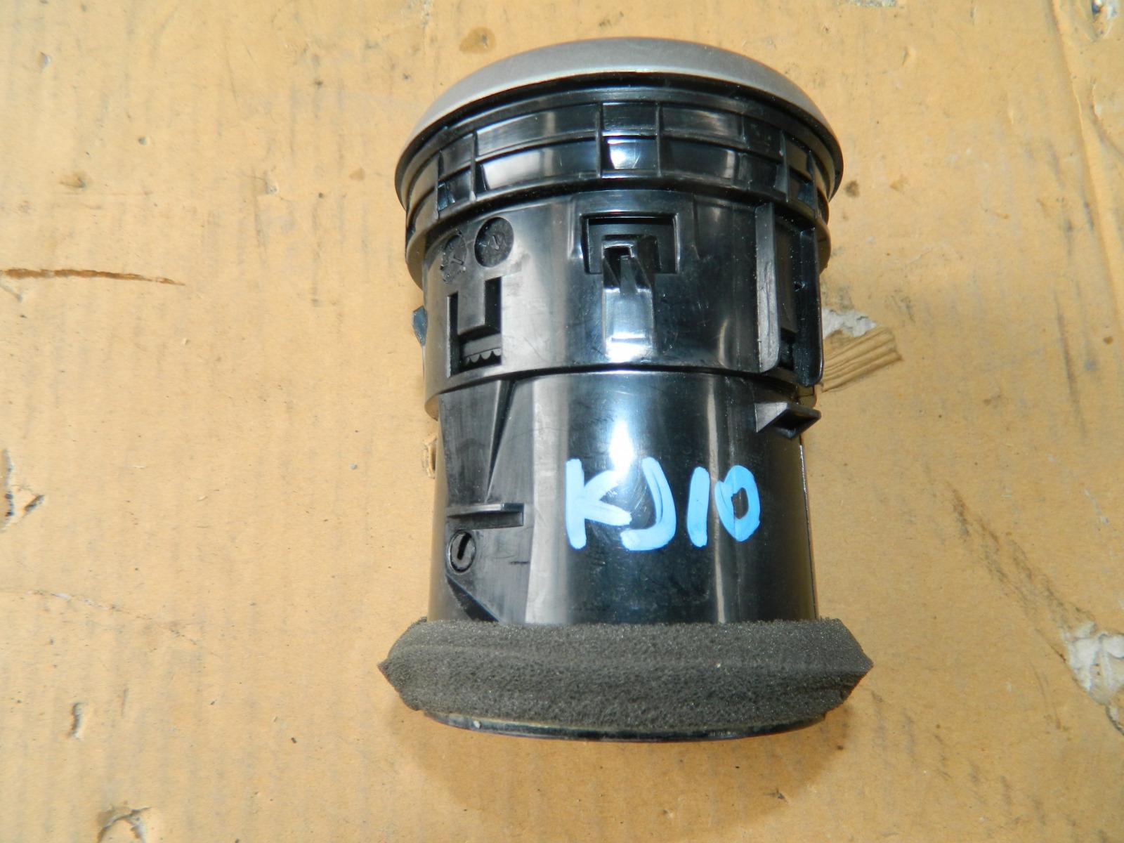 Дефлектор воздушный Nissan Dualis KJ10 MR20DE (б/у)