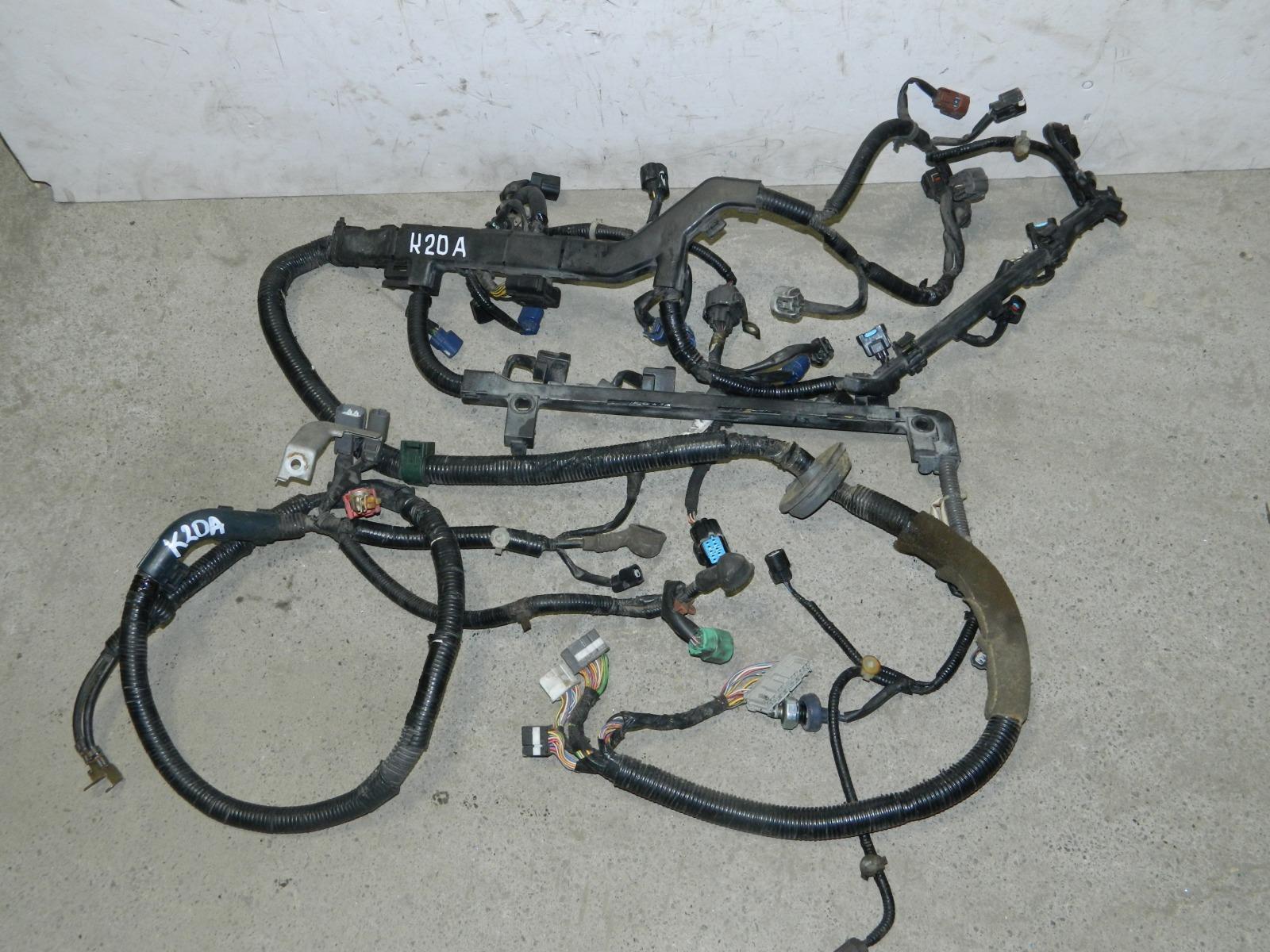 Коса двс Honda Stepwagon RF5 K20A (б/у)