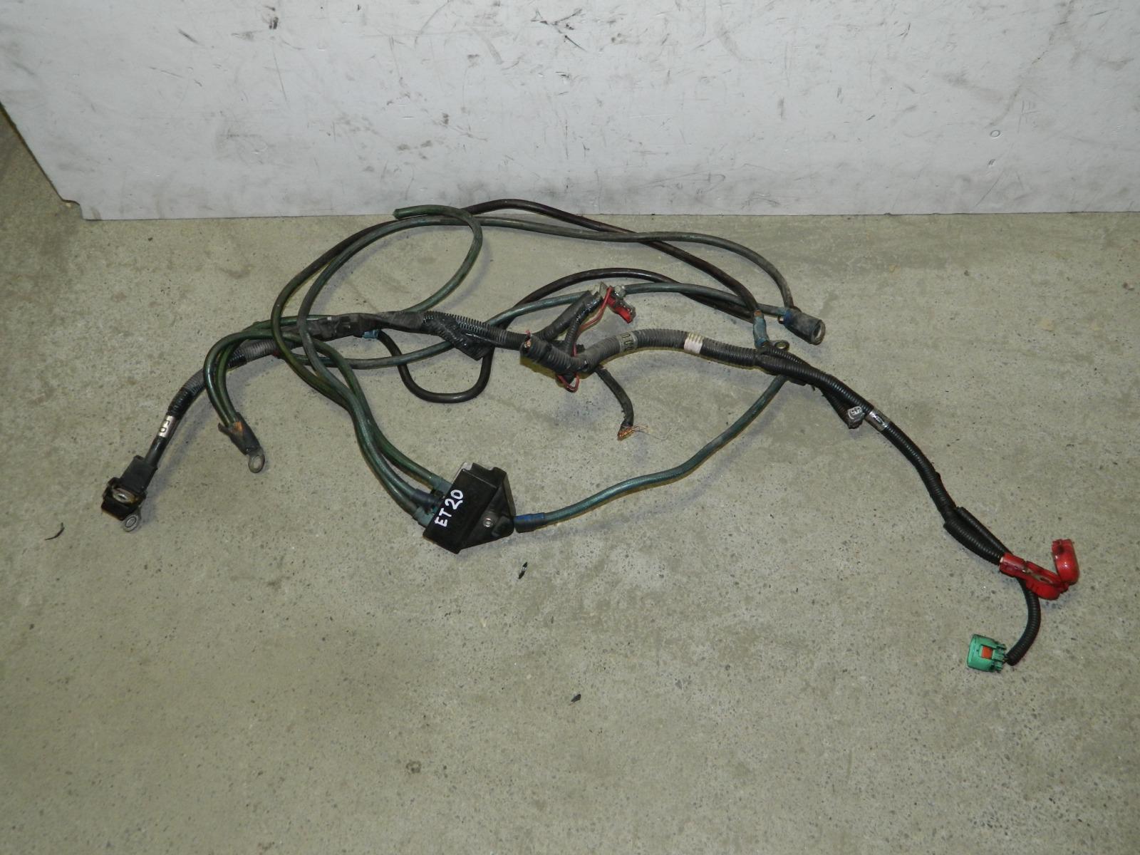Провода прочие Subaru Legacy BP5 EJ20X (б/у)