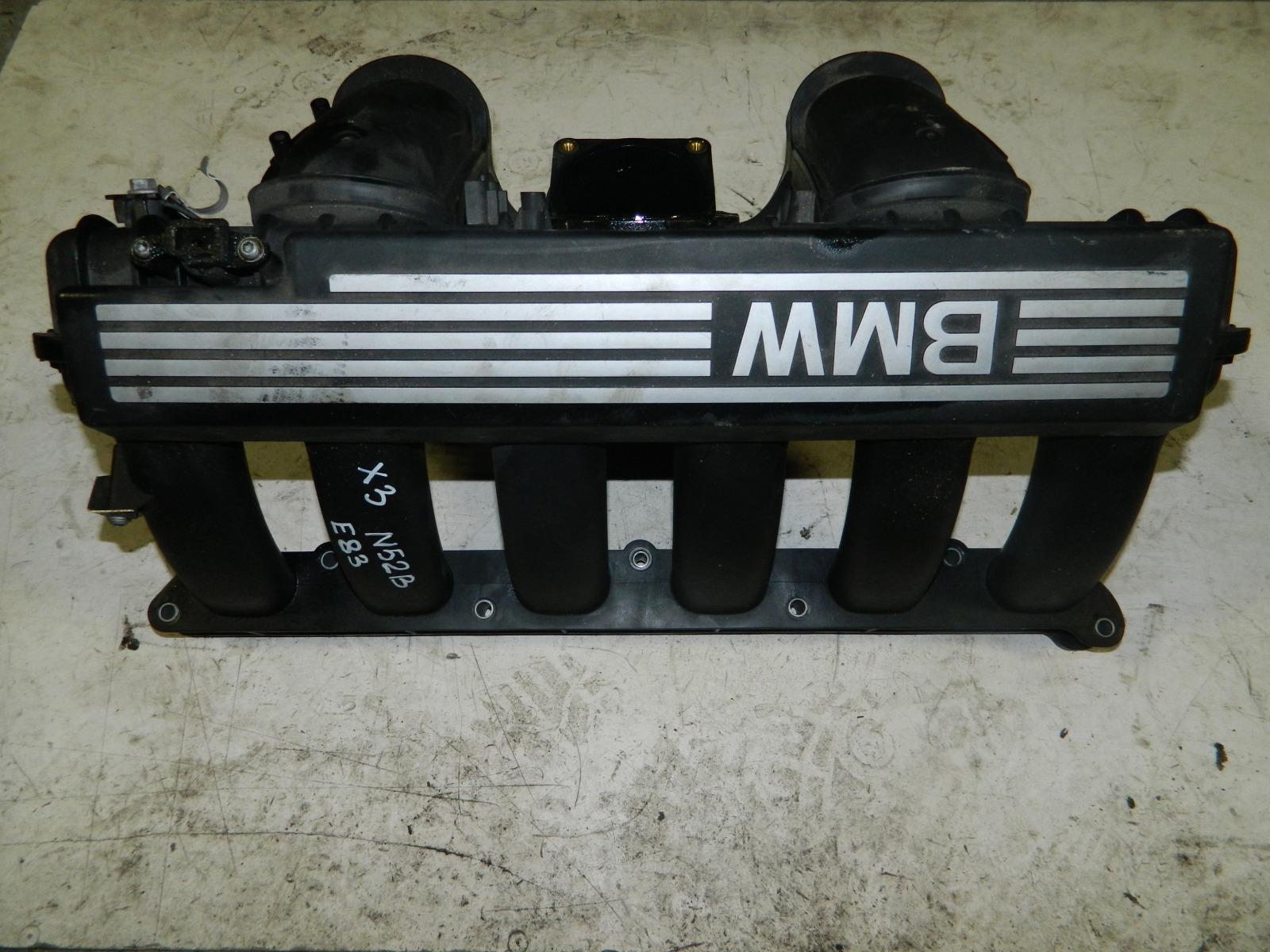 Коллектор впускной Bmw X3 E83 N52B25AF (б/у)