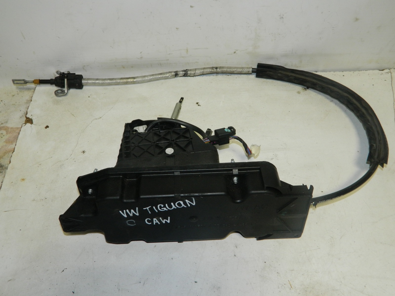 Селектор акпп Volkswagen Tiguan CAW 2008 (б/у)