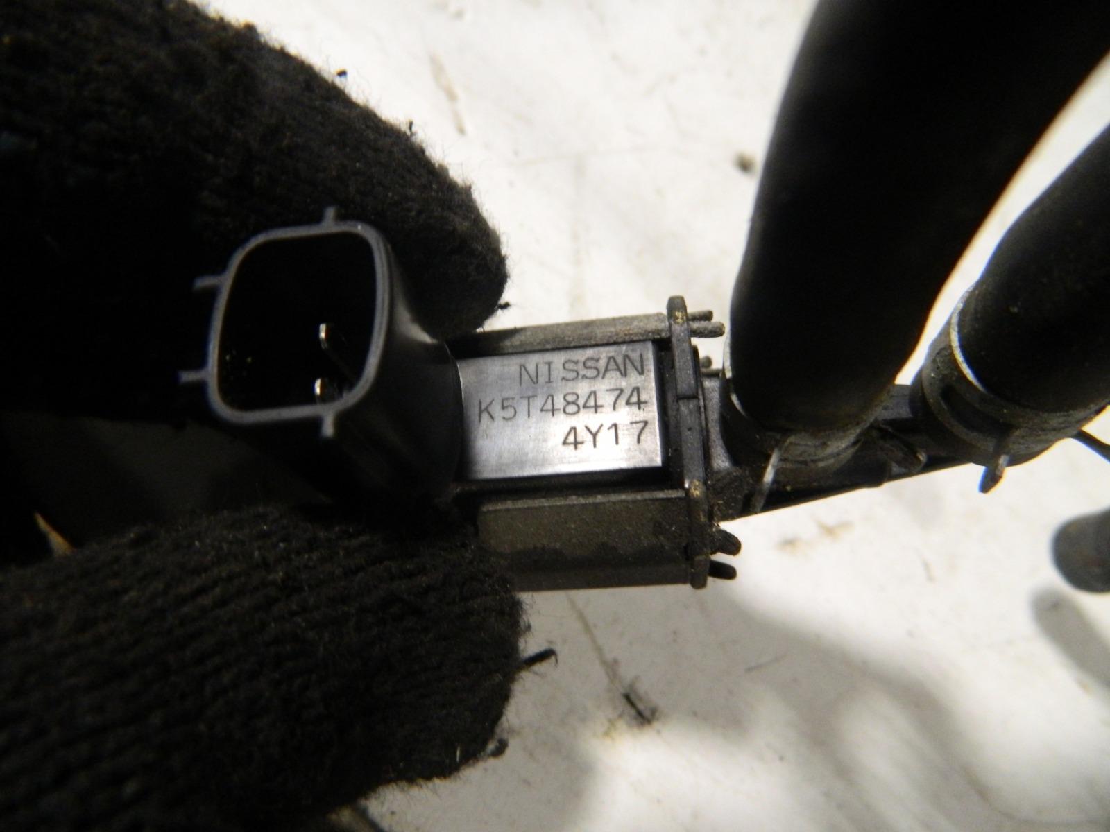 Вакуумный клапан Nissan Ad VFY11 QG15DE (б/у)