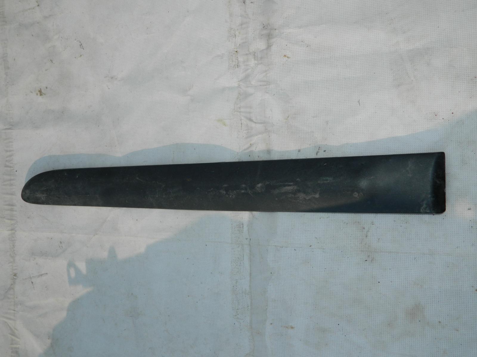 Молдинг на дверь Renault Symbol LB задний левый (б/у)