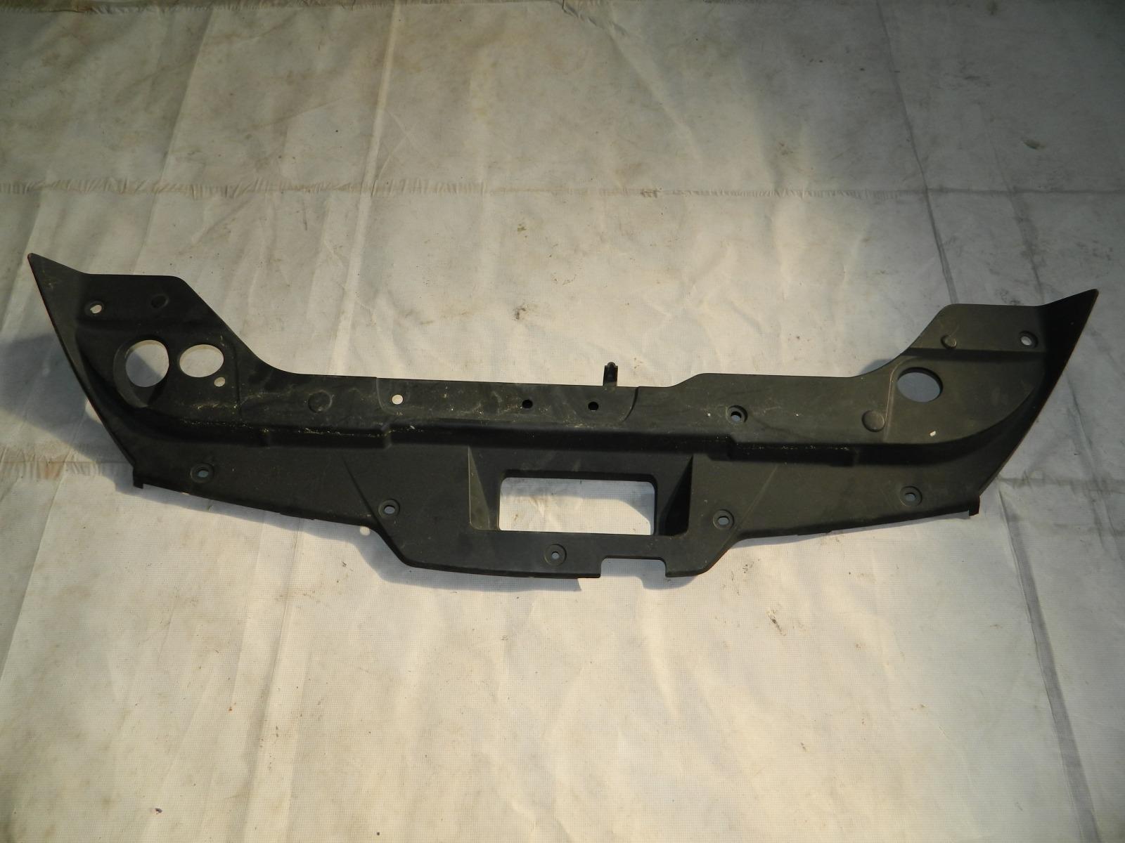 Накладка замка капота Nissan Bluebird Sylphy G11 (б/у)