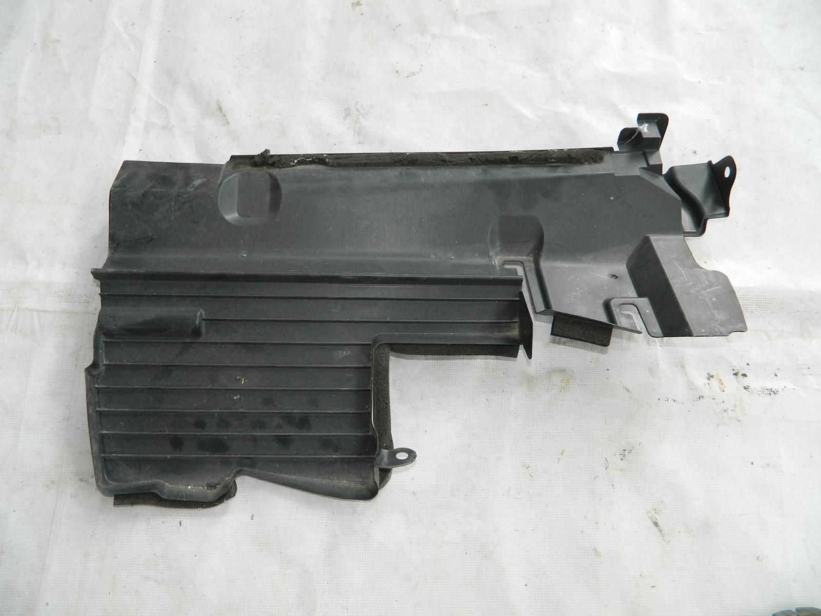 Защита радиатора Nissan Bluebird Sylphy G11 передняя правая (б/у)