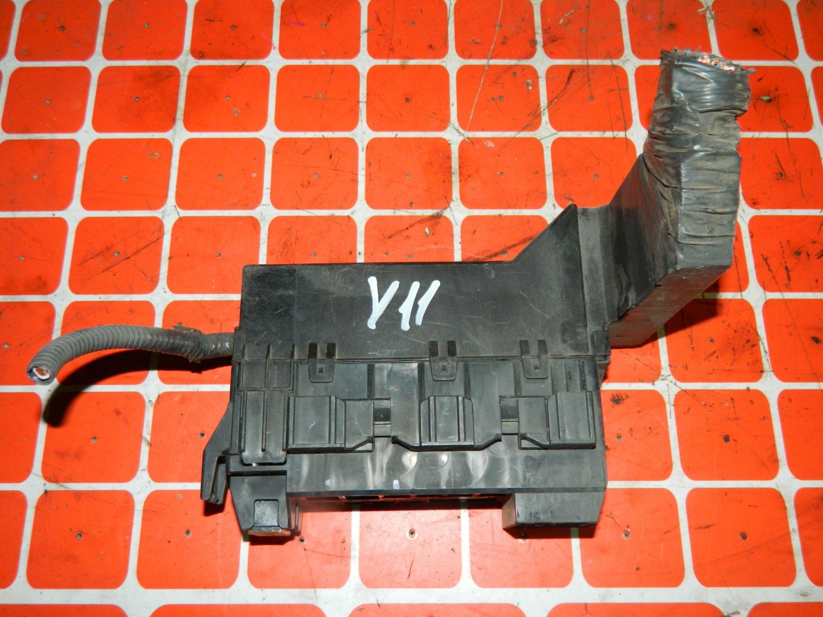 Блок реле Nissan Ad VY11 QG18DD (б/у)