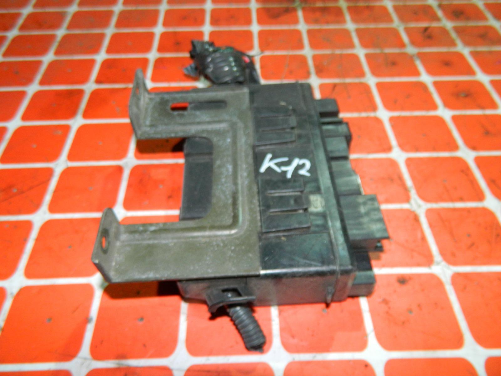 Блок реле Nissan March AK12 (б/у)