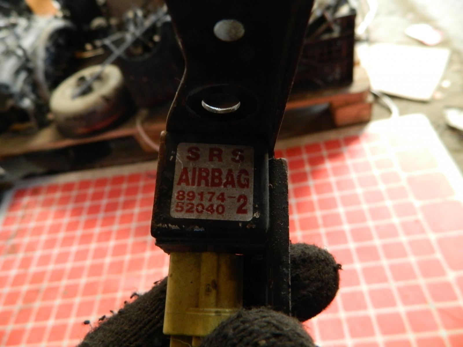 Датчик airbag Toyota Probox NCP51 передний левый (б/у)