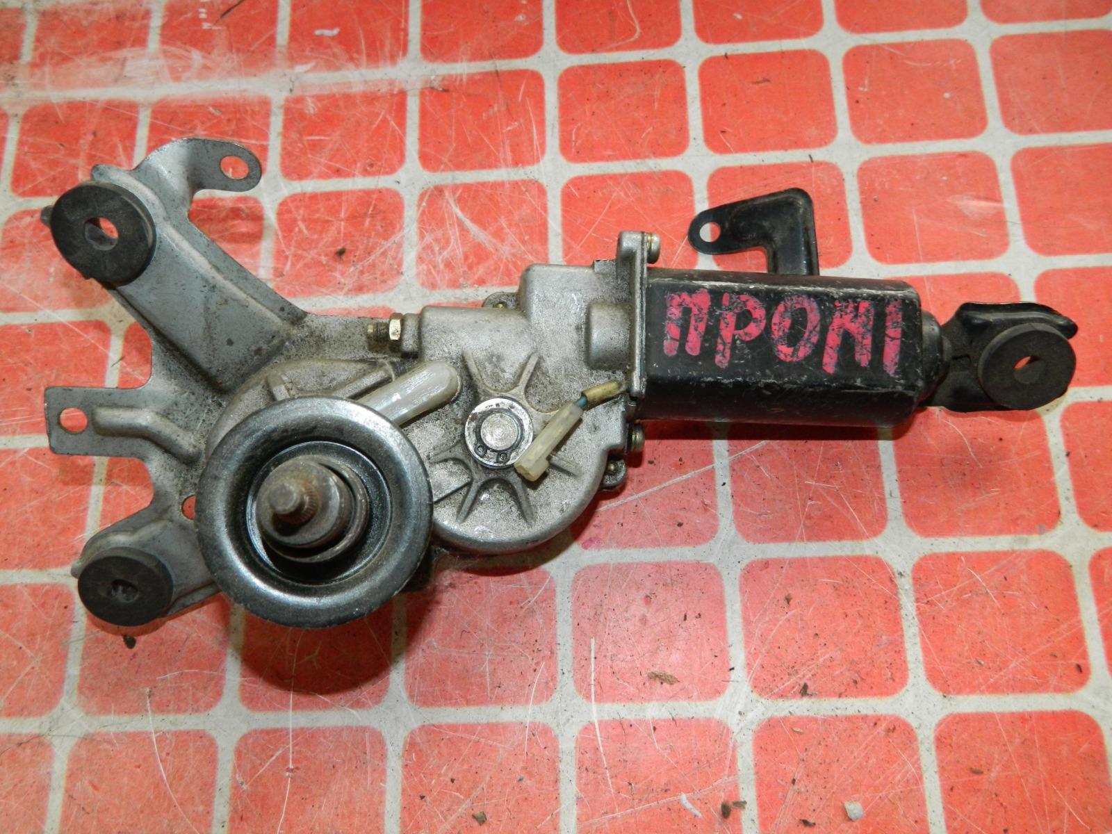Мотор дворников Toyota Camry Prominent VZV30 задний (б/у)