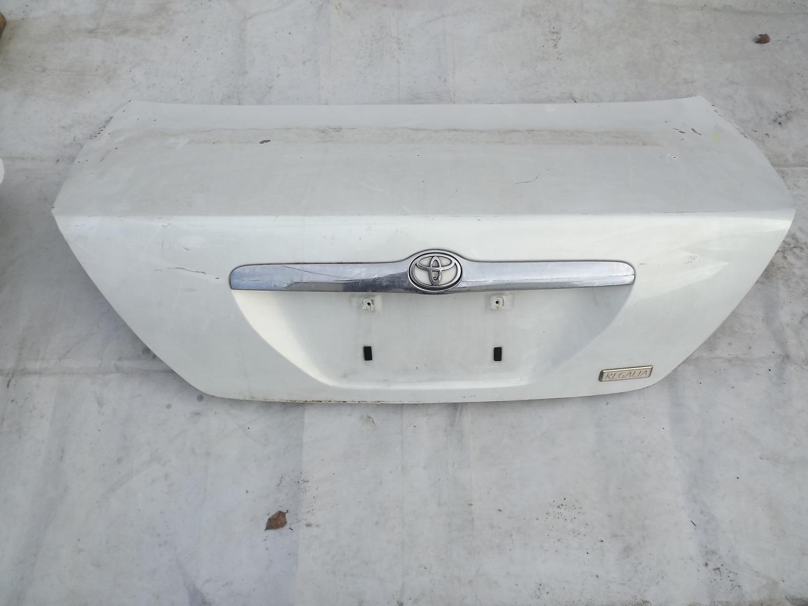 Крышка багажника Toyota Mark Ii JZX110 (б/у)