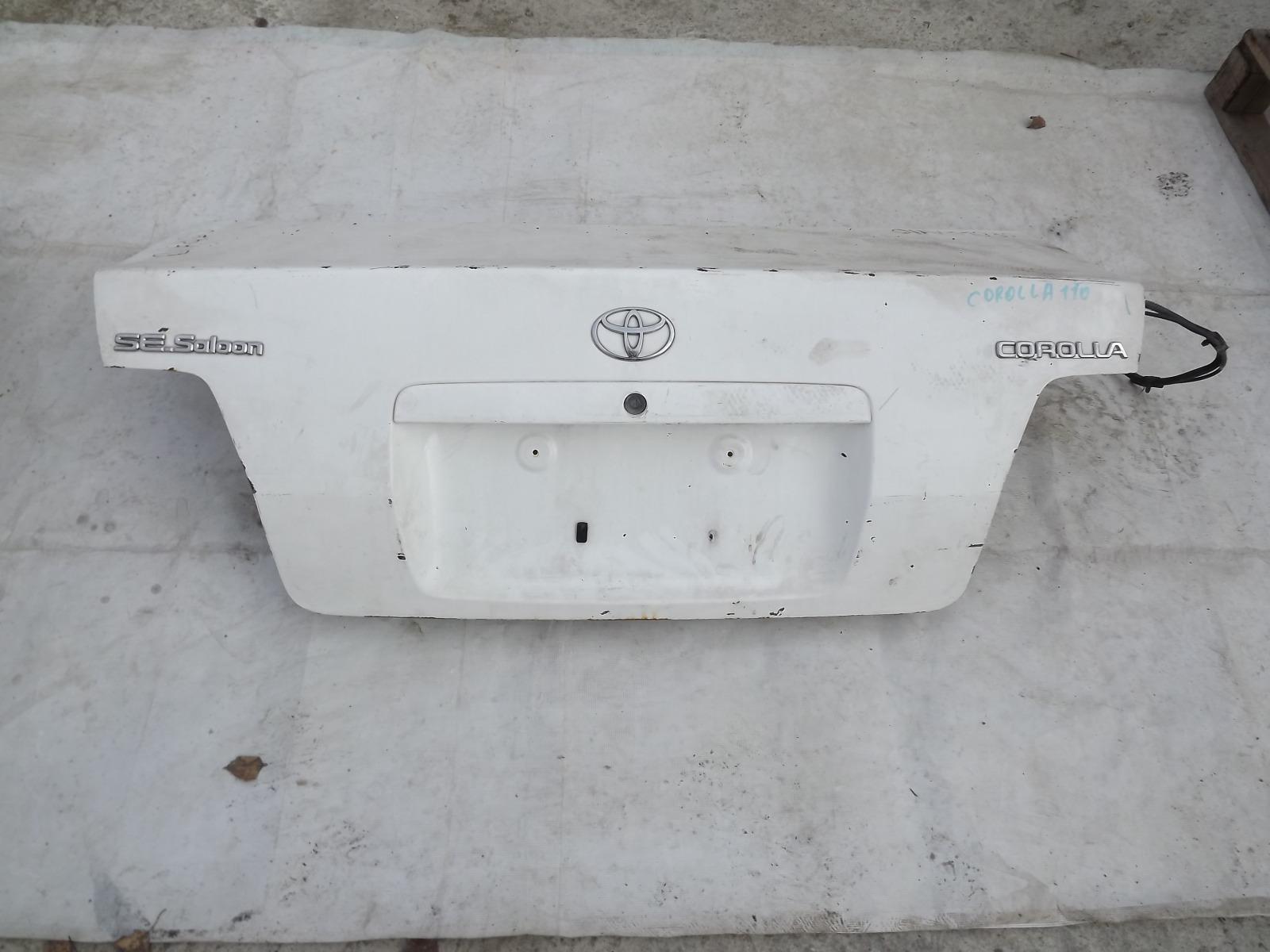 Крышка багажника Toyota Corolla AE110 (б/у)