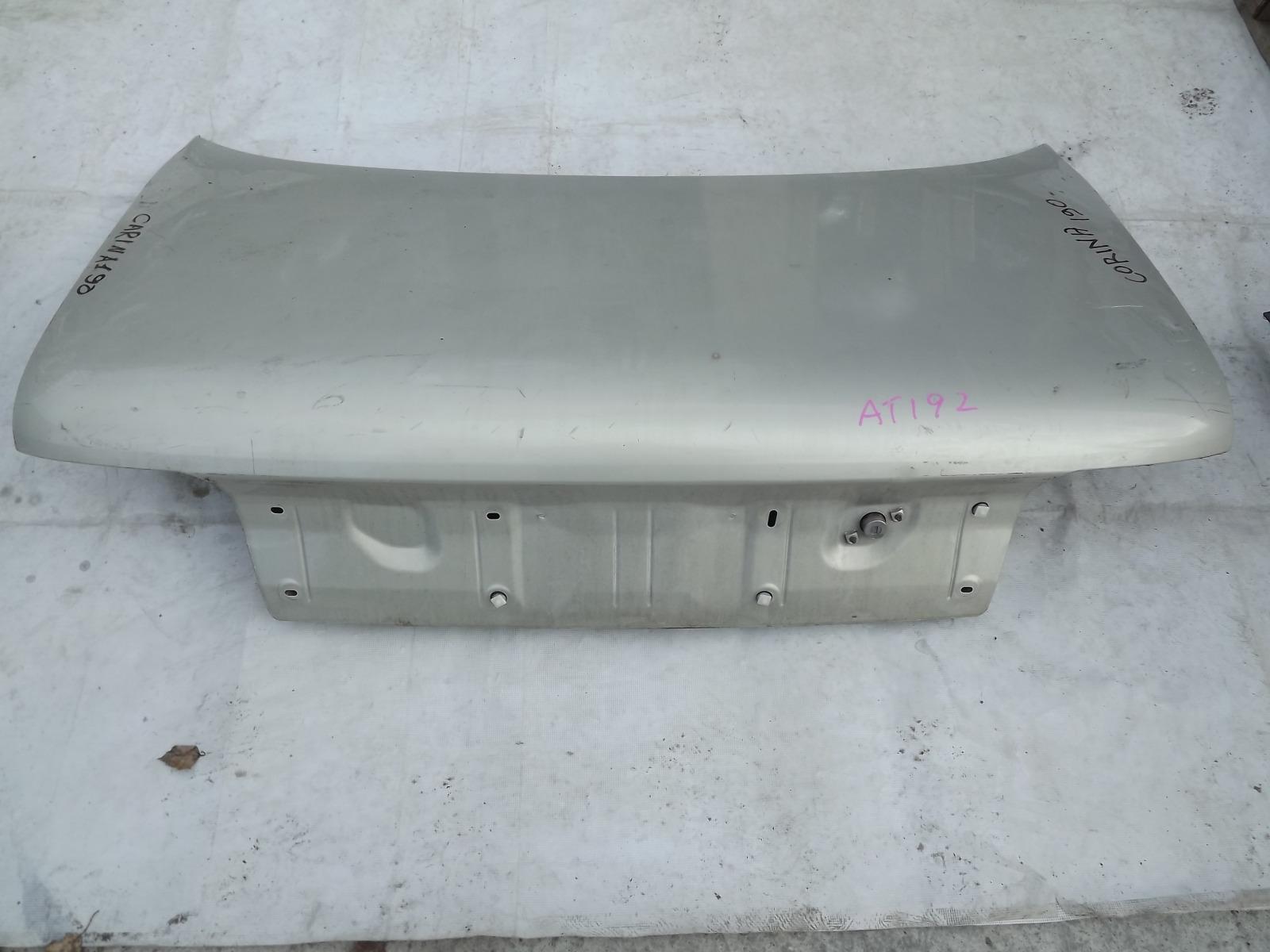 Крышка багажника Toyota Carina AT190 (б/у)
