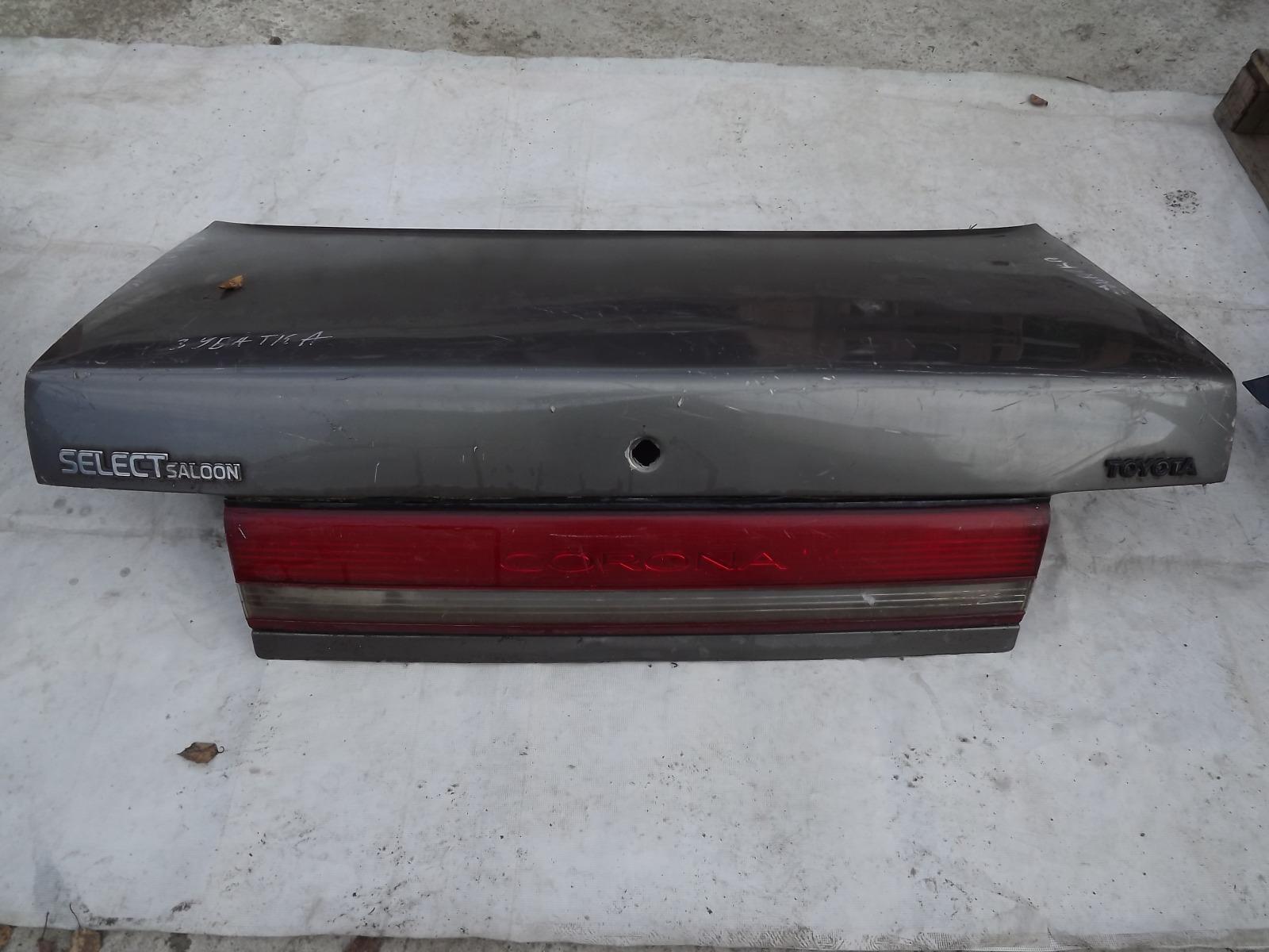 Крышка багажника Toyota Carina AT170 (б/у)