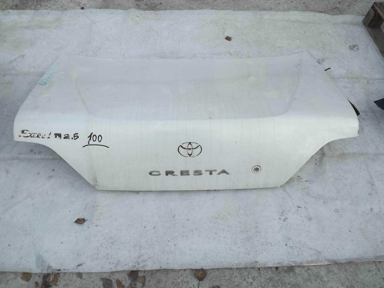 Крышка багажника Toyota Cresta JZX100 (б/у)