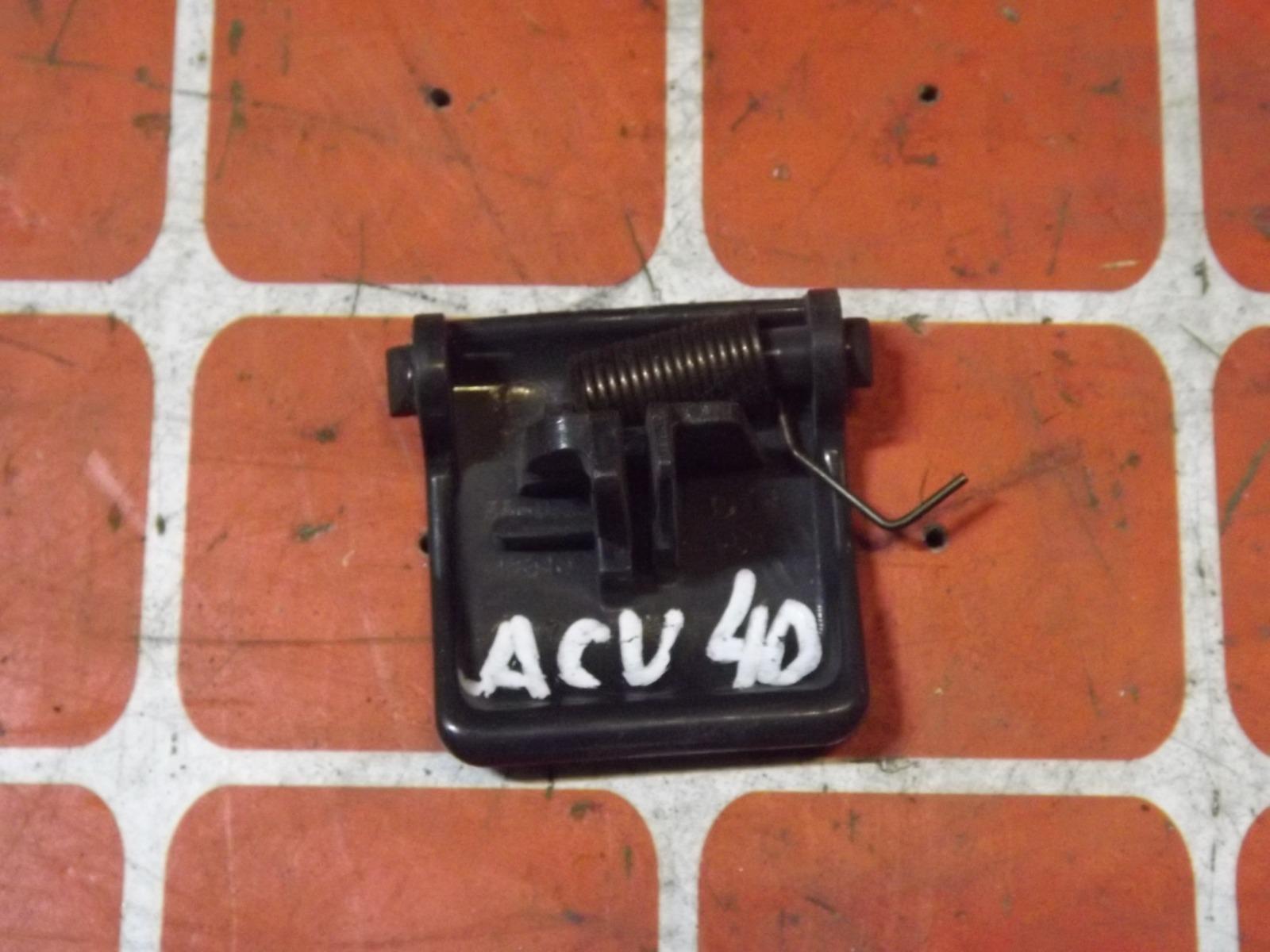 Ручка открывания капота Toyota Camry ACV40 (б/у)