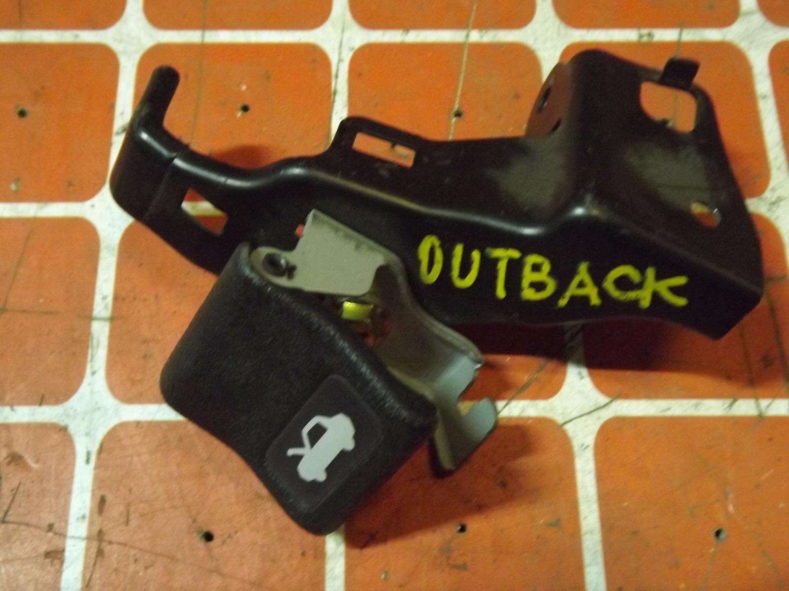 Ручка открывания капота Subaru Outback (б/у)