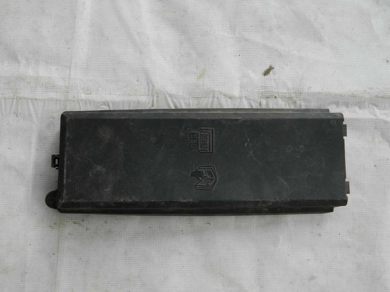 Крышка блока предохранителей Land Rover Discovery L319 (б/у)