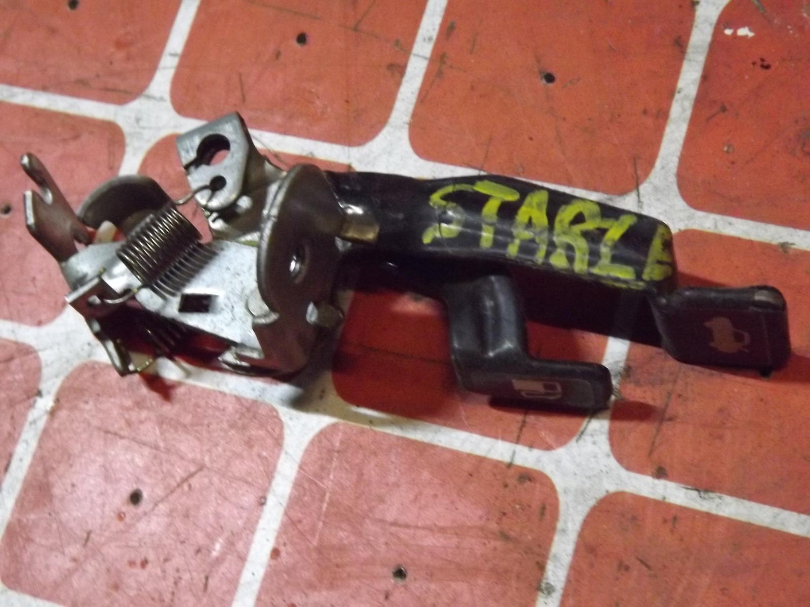 Ручка открывания багажника и бензобака Toyota Starlet (б/у)