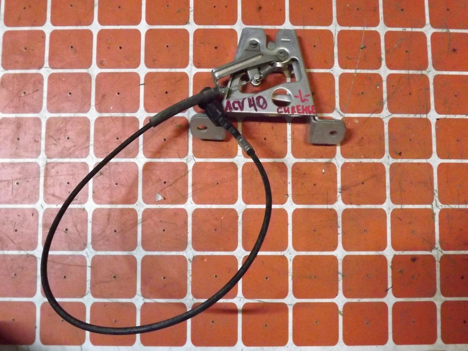 Ручка складывания сиденья Toyota Camry ACV40 левая (б/у)