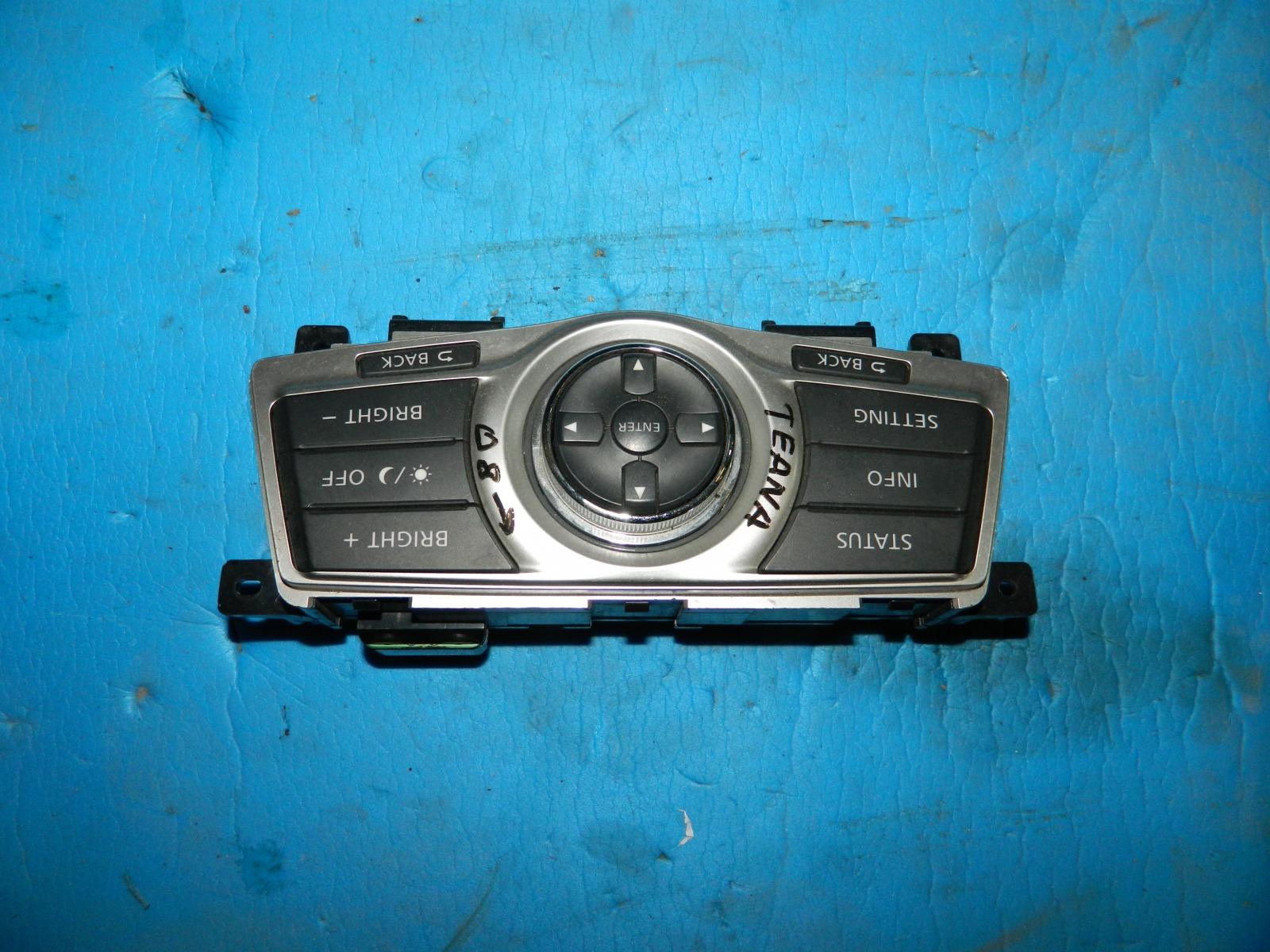 Панель управления Nissan Teana J32 (б/у)
