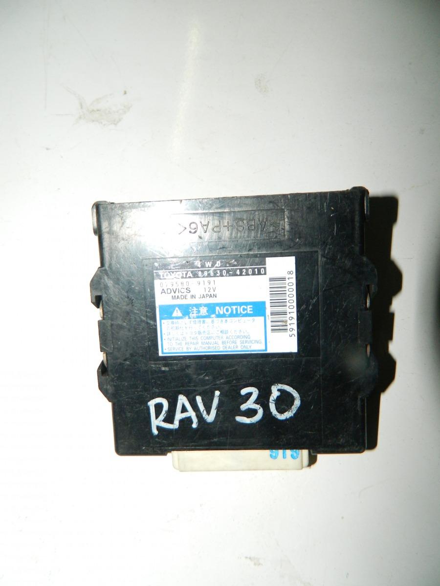 Блок управления Toyota Rav4 ACA30 2008 (б/у)
