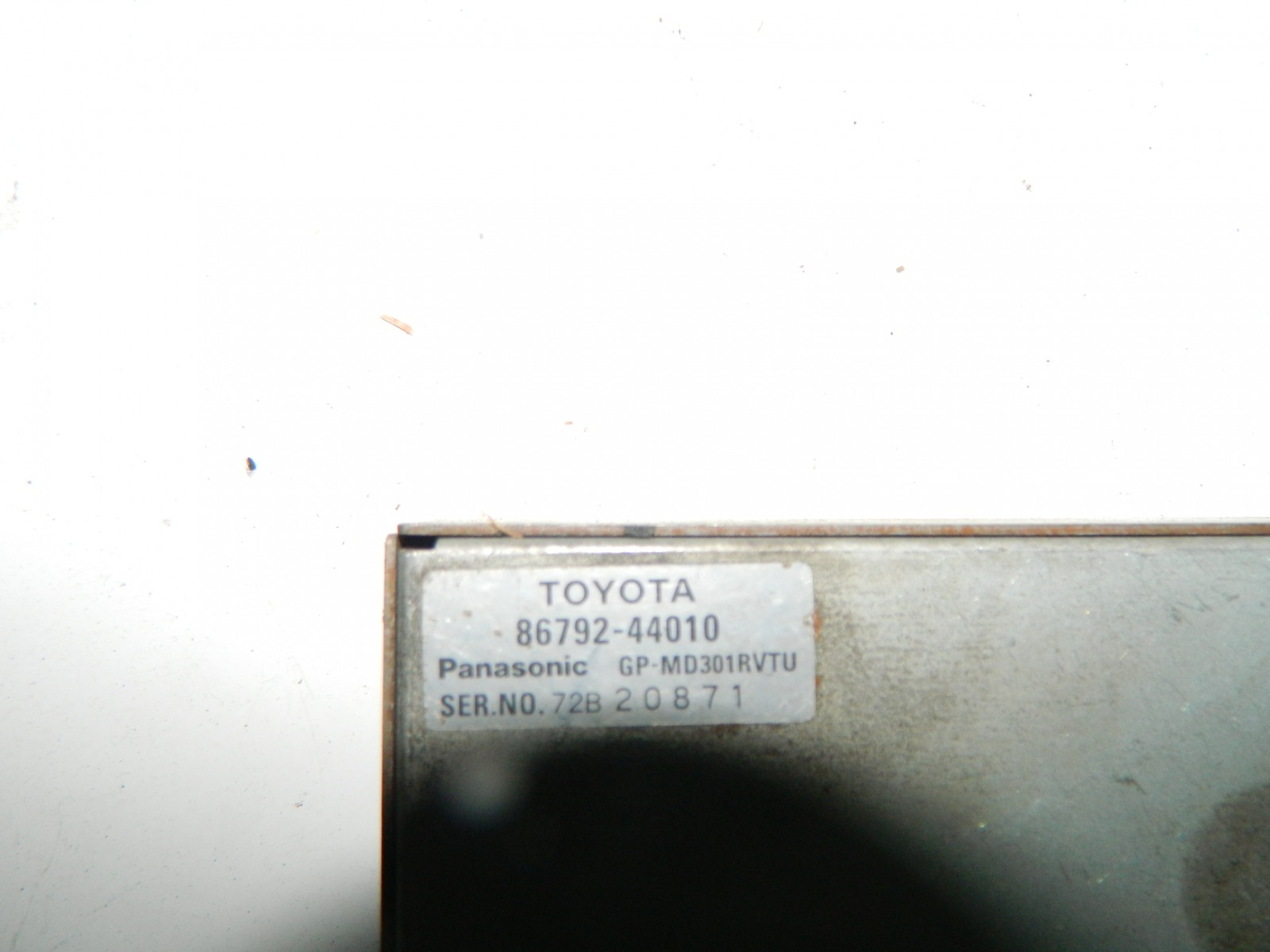 Блок управления Toyota Ipsum CXM10 (б/у)