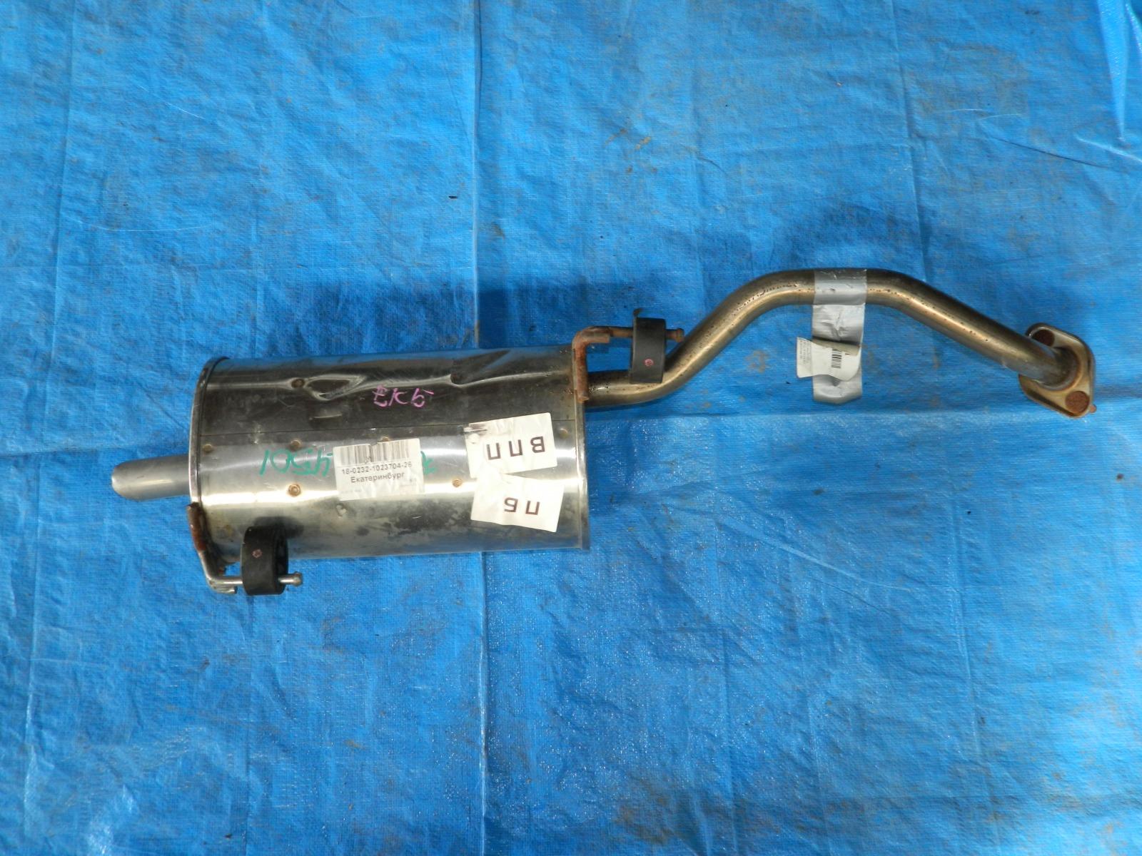 Глушитель Nissan Note E12 (б/у)